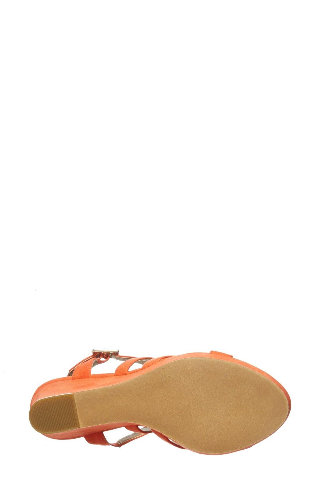 Alternate Image 4  - BP. 'Summers' Wedge Sandal (Women)
