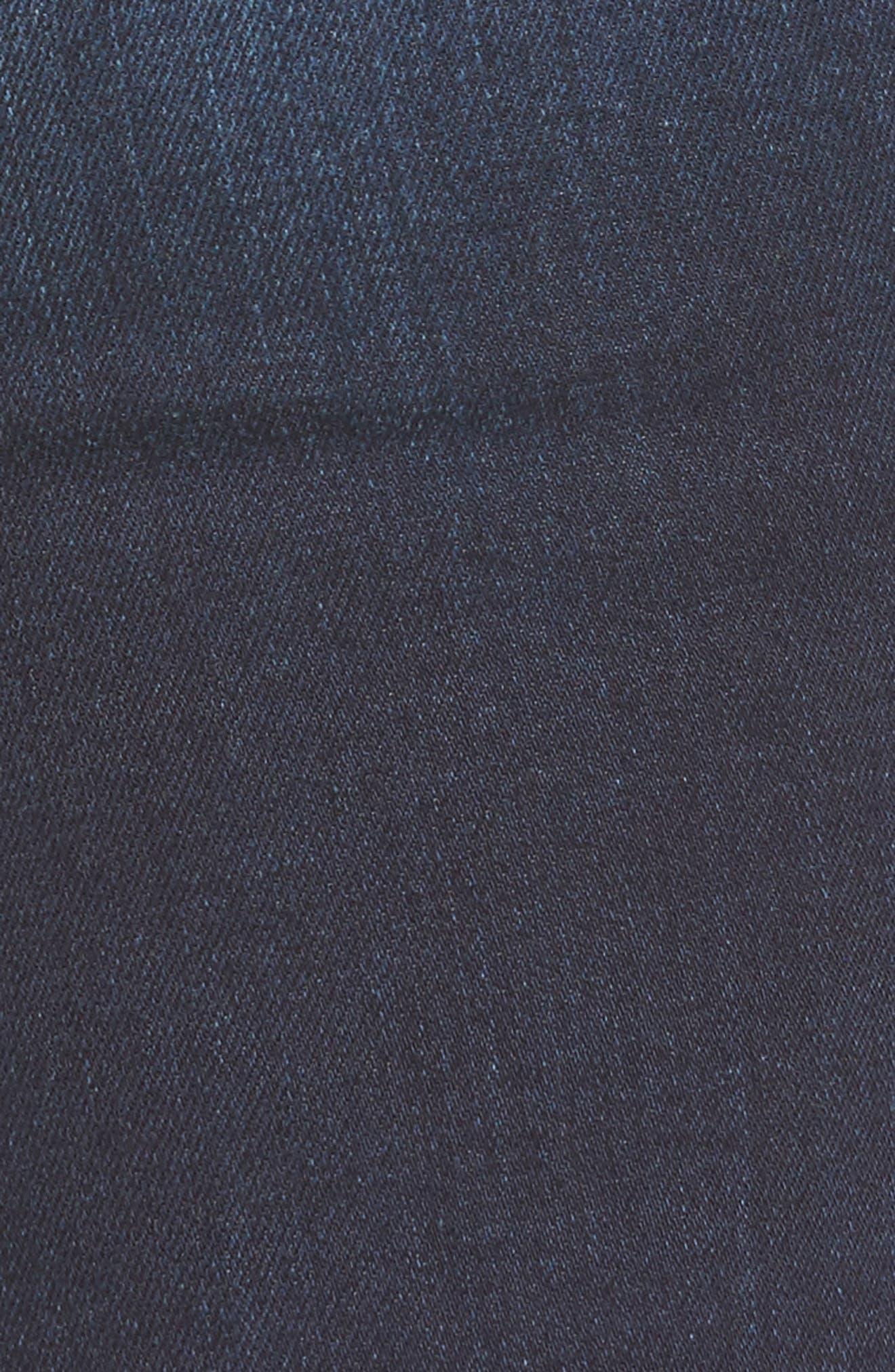 Alternate Image 5  - KUT from the Kloth Mia High Waist Skinny Jeans (Regular & Petite) (Pacable)