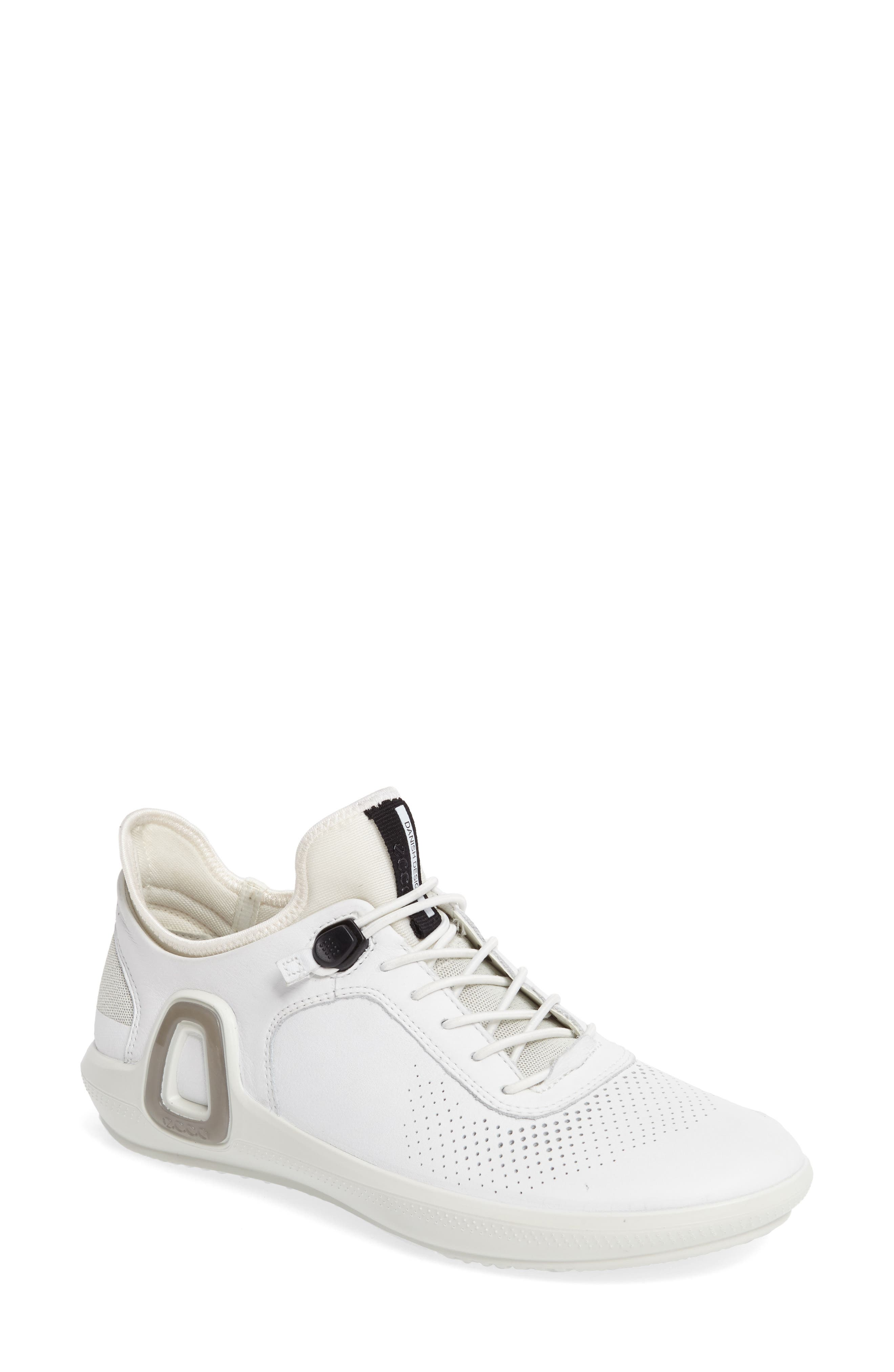 Intrinsic 3 Sneaker,                         Main,                         color, White Leather