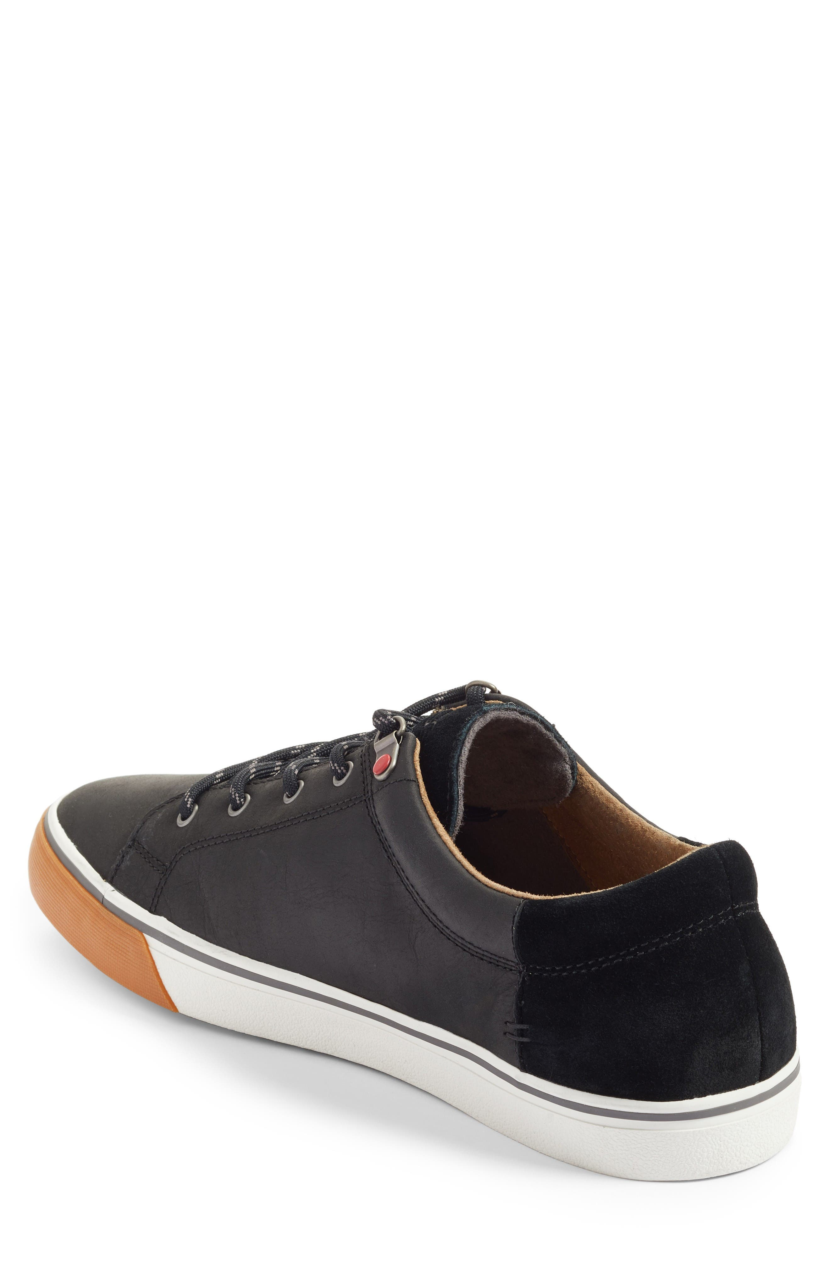 Brock Sneaker,                             Alternate thumbnail 2, color,                             Black