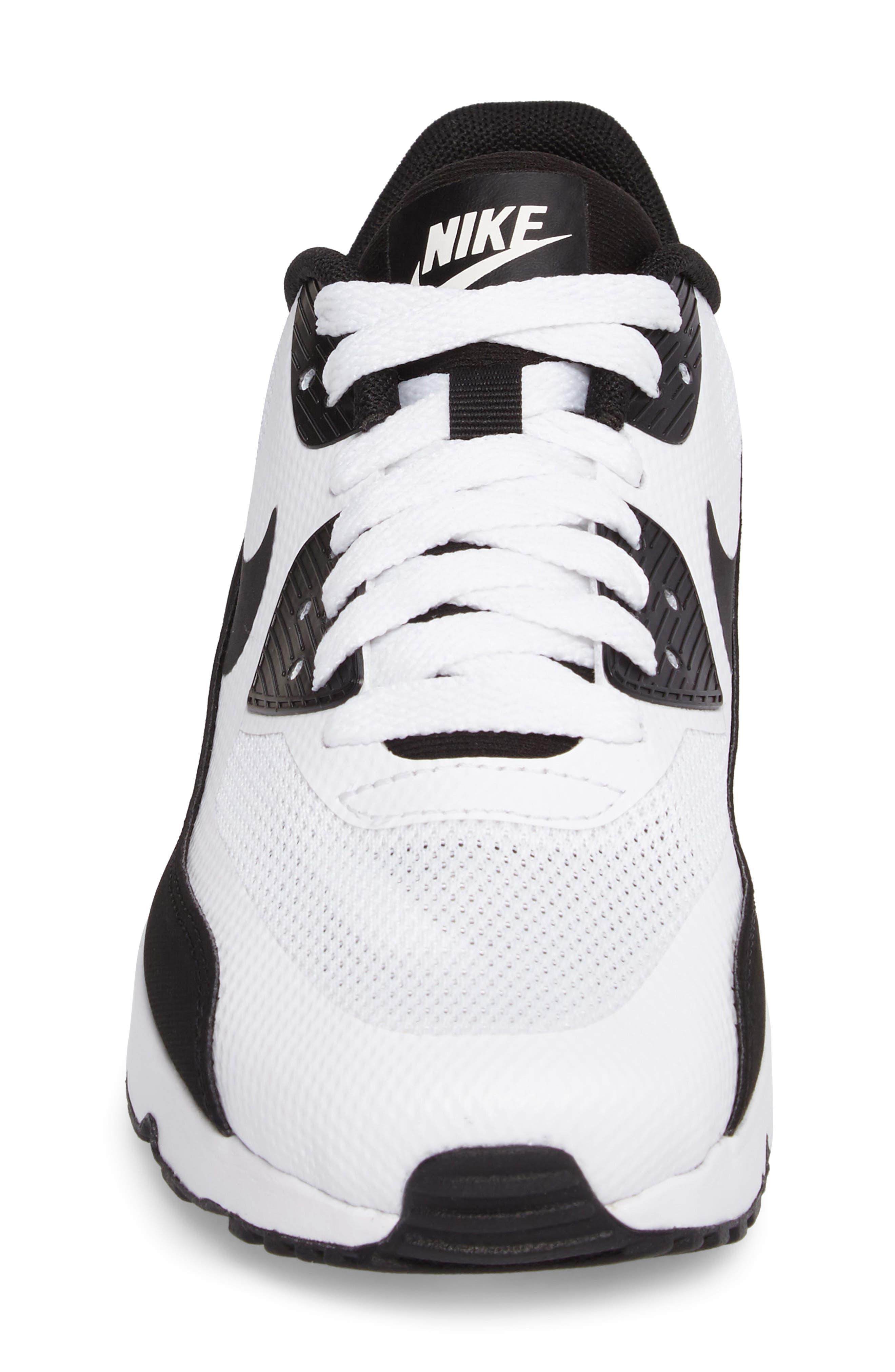 Alternate Image 4  - Nike Air Max 90 Ultra 2.0 Sneaker (Big Kid)