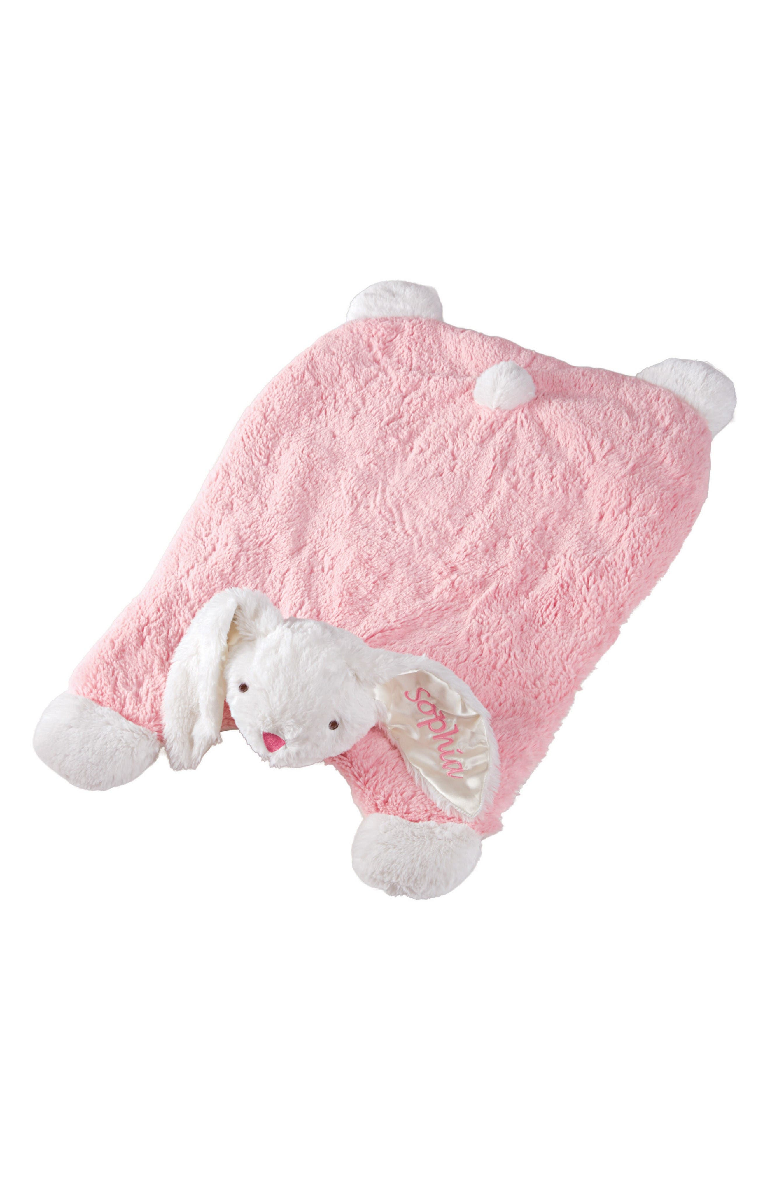 Alternate Image 1 Selected - Mud Pie Plush Animal Play Mat