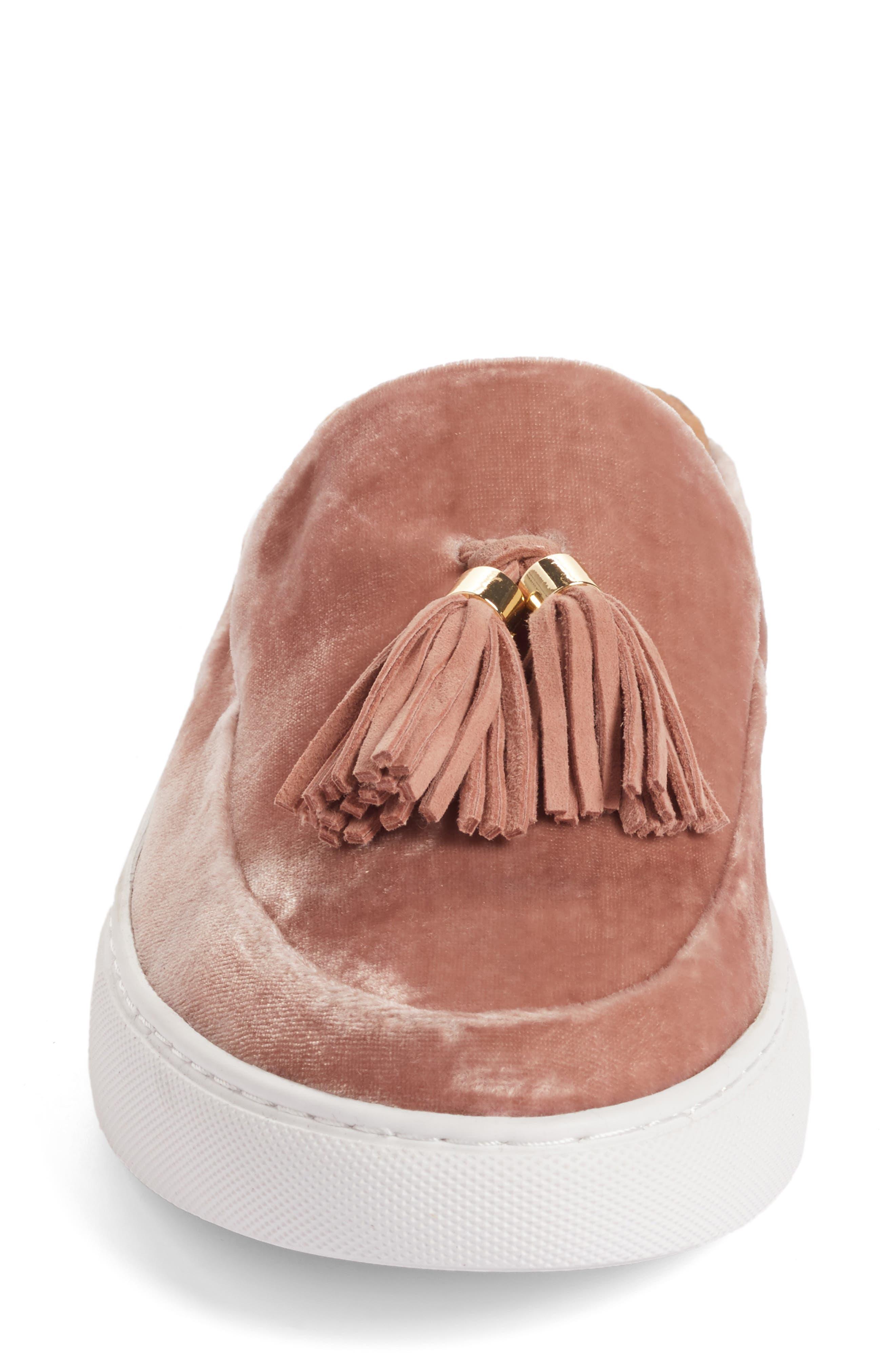 Alternate Image 4  - Gentle Souls Rory Loafer Mule Sneaker (Women)