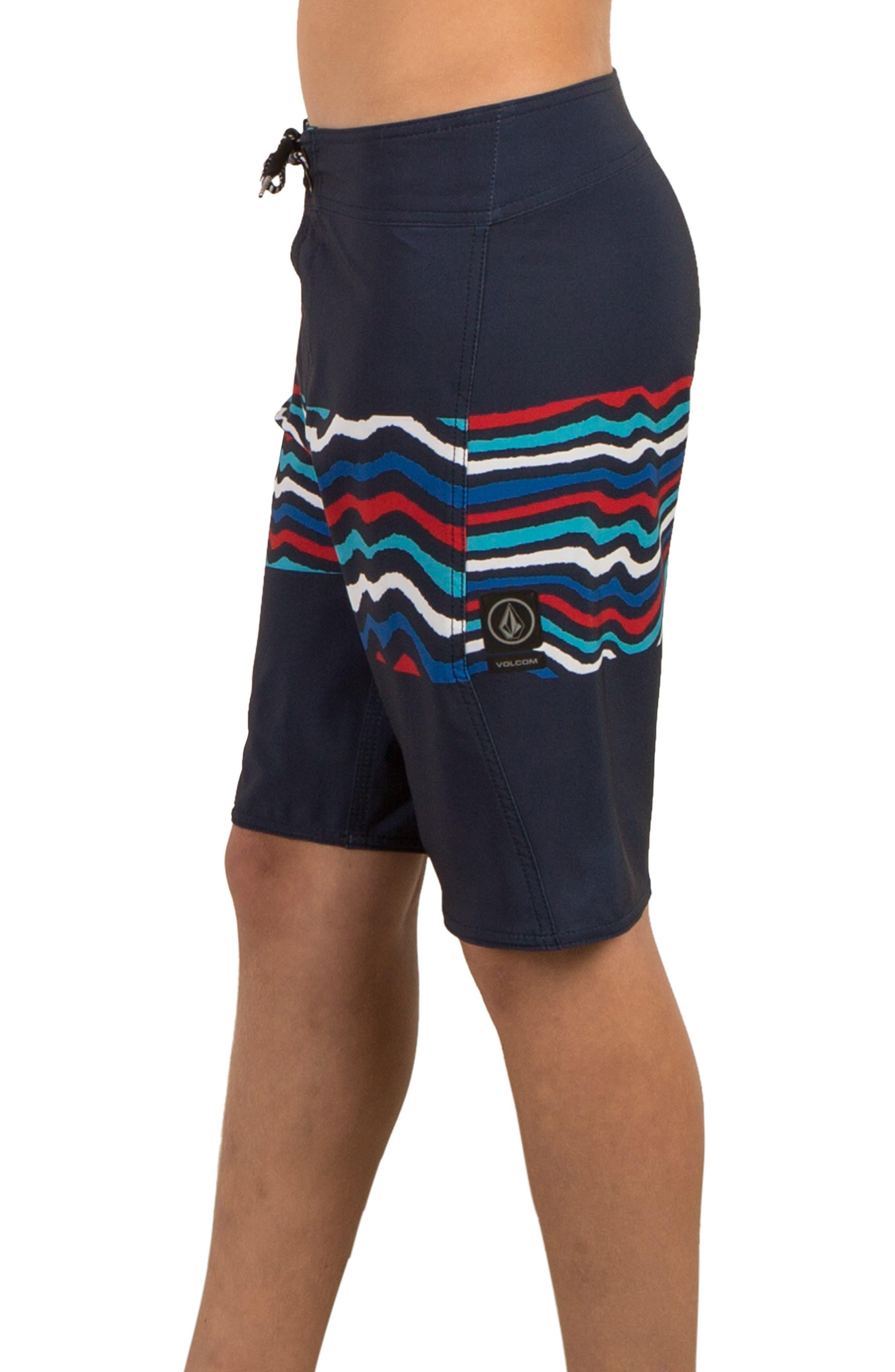 Alternate Image 3  - Volcom Macaw Mod Board Shorts (Big Boys)