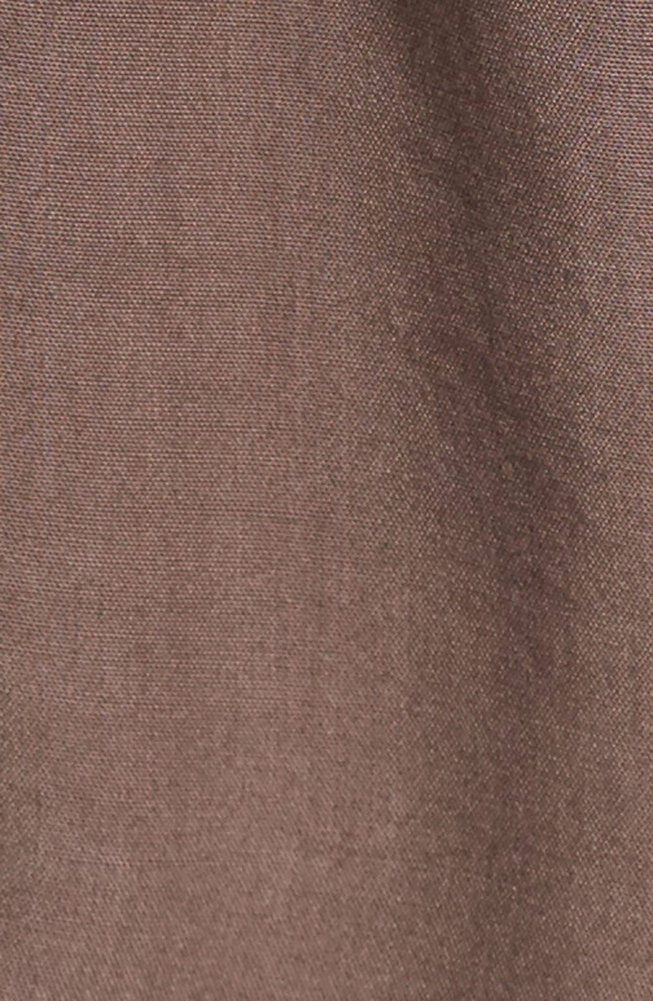 Alternate Image 5  - Splendid Off the Shoulder Chambray Romper