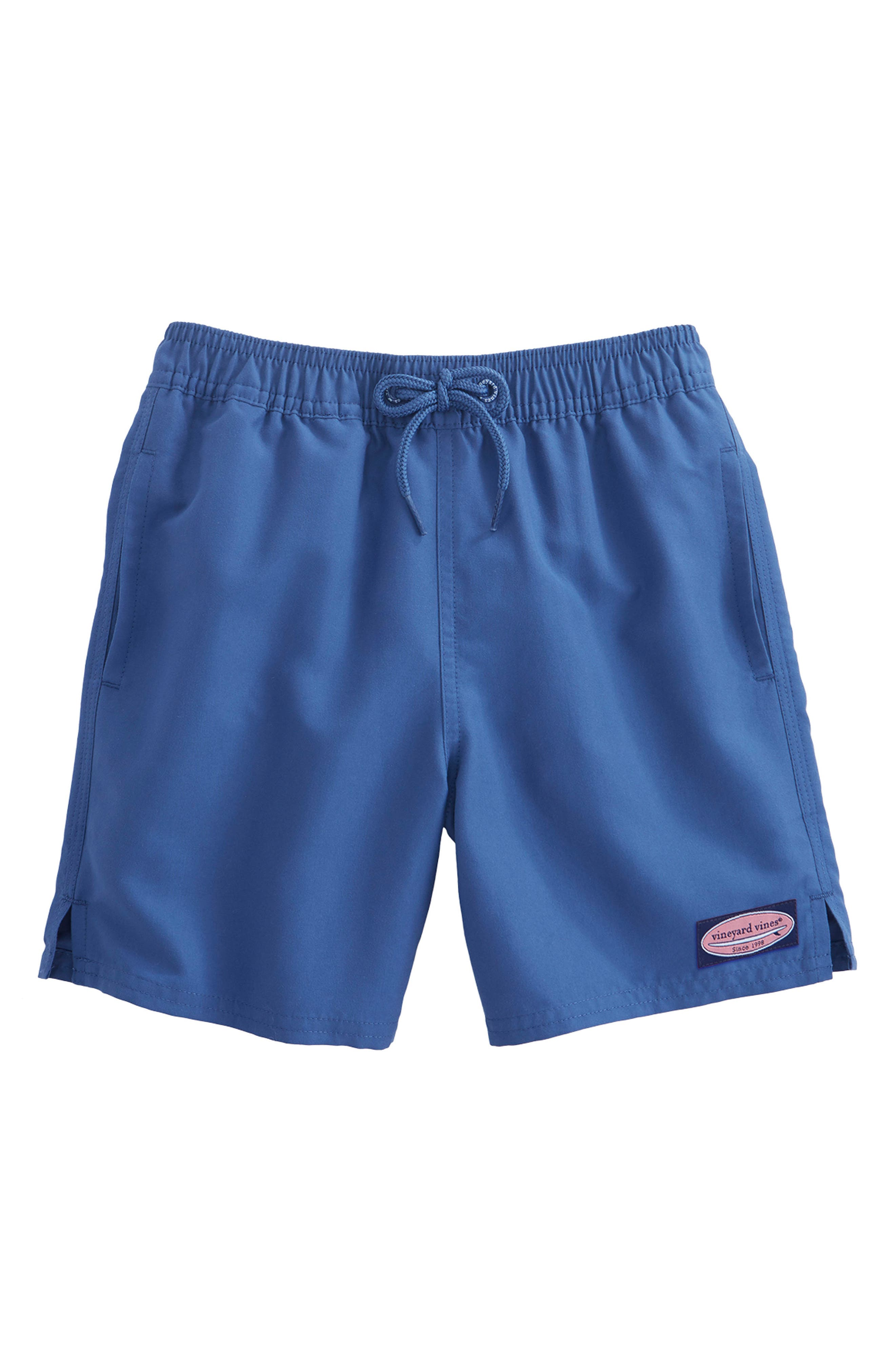 Main Image - vineyard vines Bungalow Board Shorts (Toddler Boys & Little Boys)