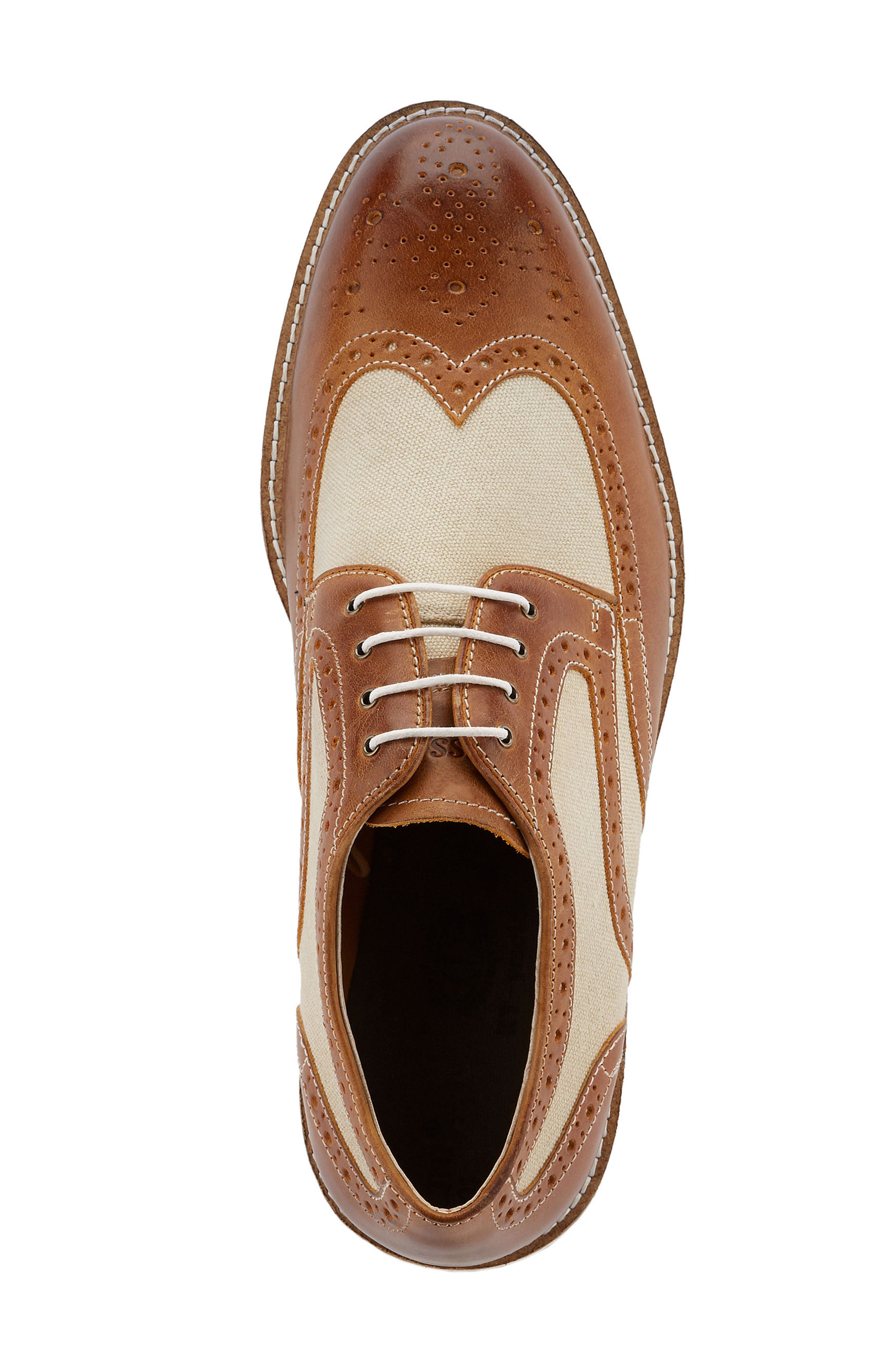 Alternate Image 3  - G.H. Bass & Co. Norman Spectator Shoe (Men)