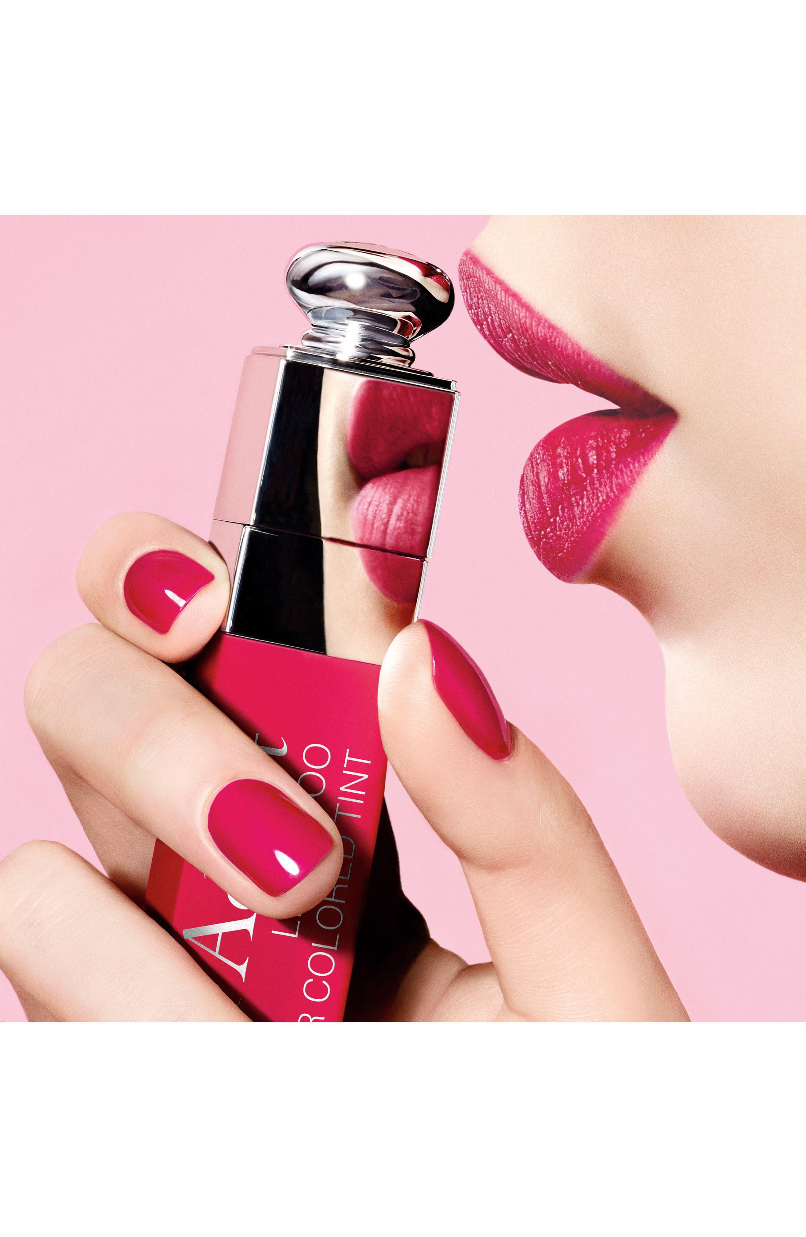 Alternate Image 4  - Dior Addict Lip Tattoo Long-Wearing Color Tint