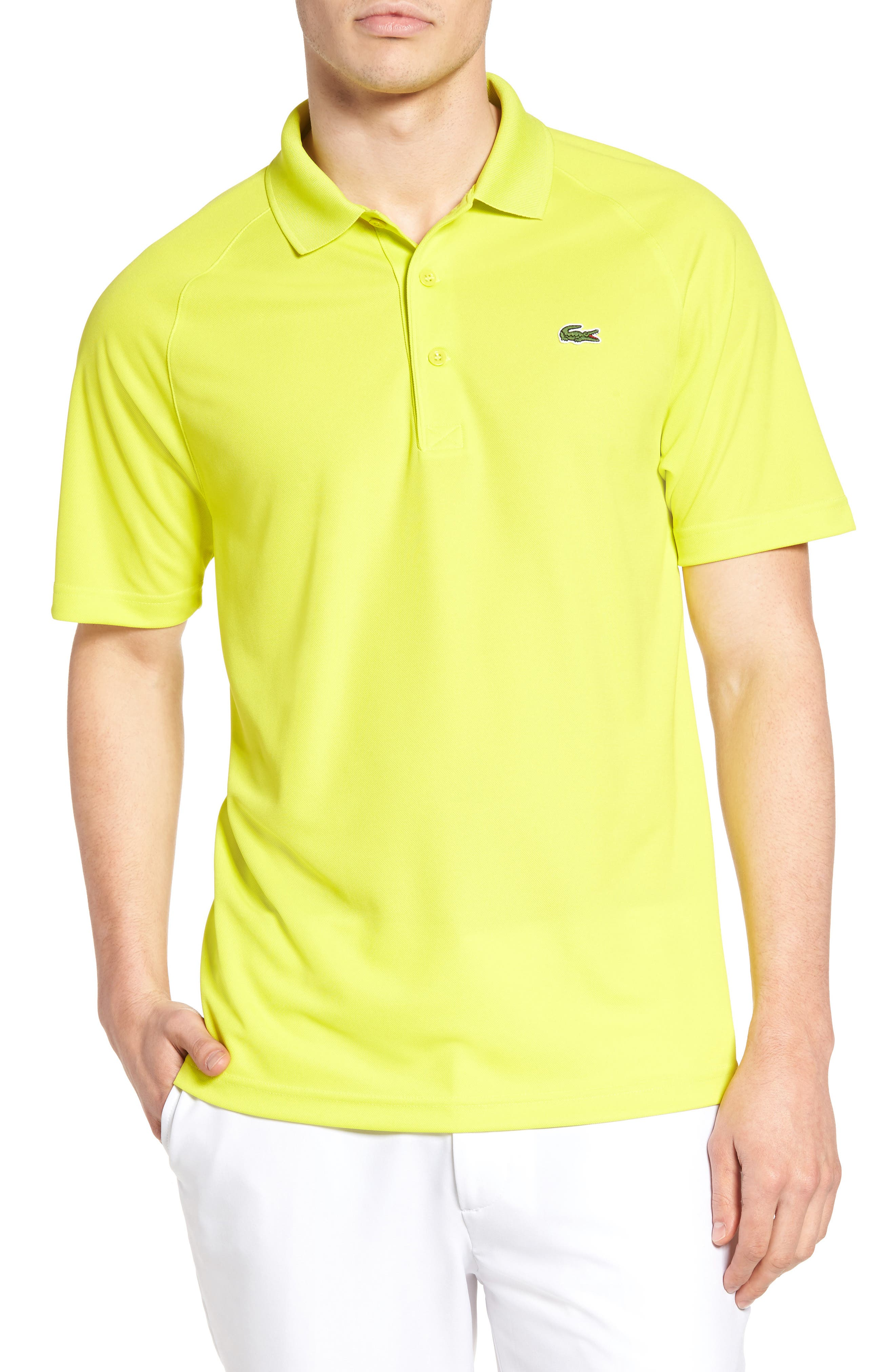 LACOSTE Sport Raglan Ultra Dry Performance Polo