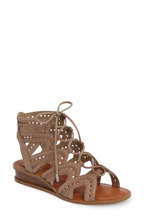 Women S Grey Gladiator Sandals Sandals For Women Nordstrom