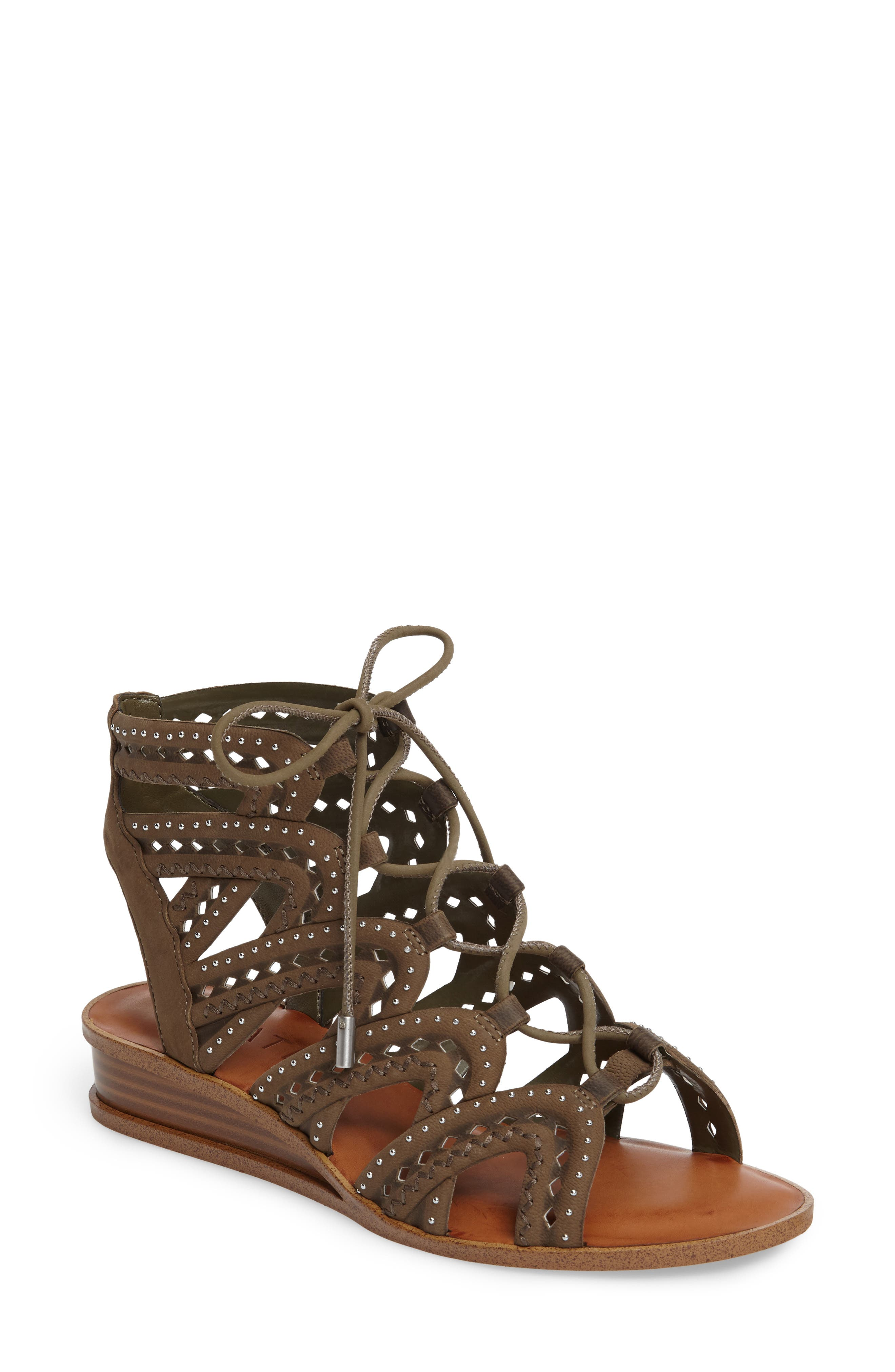 1.STATE Maygan Ghillie Wedge Sandal (Women)