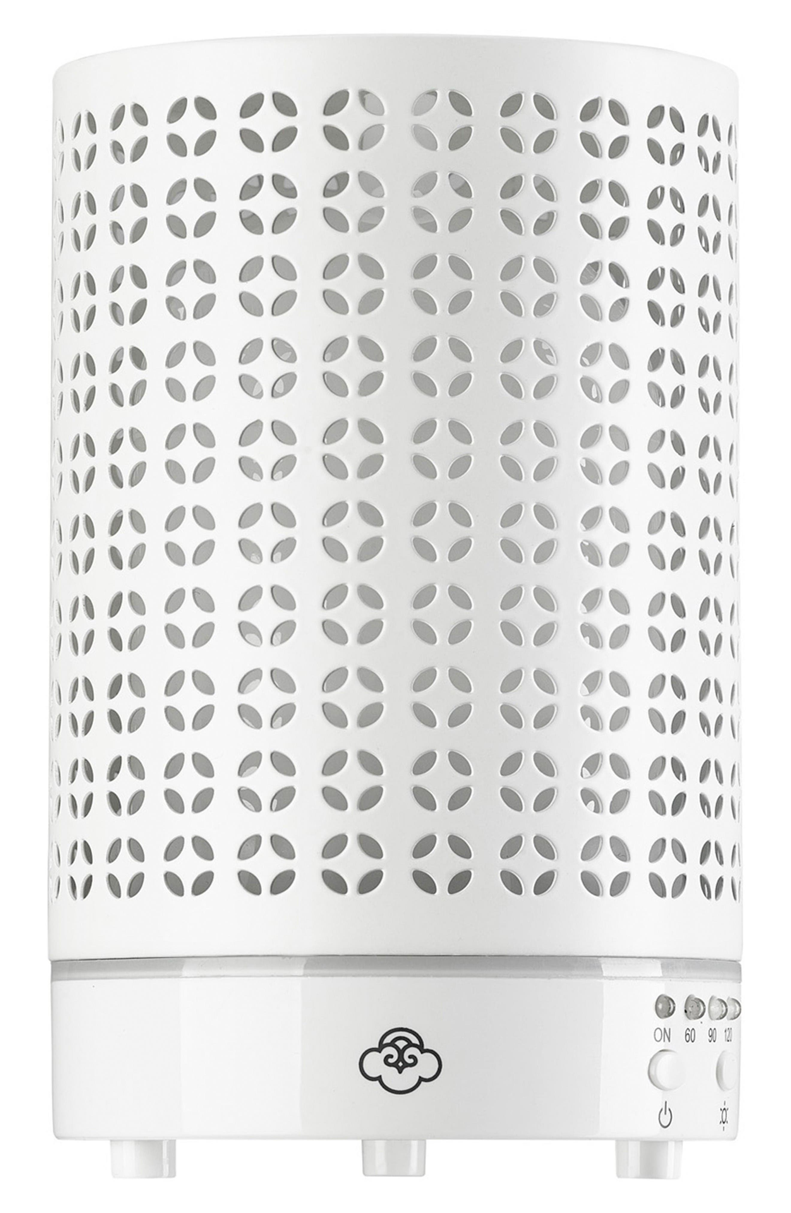 Cool Mist Cosmos Electric Aromatherapy Diffuser,                         Main,                         color, White