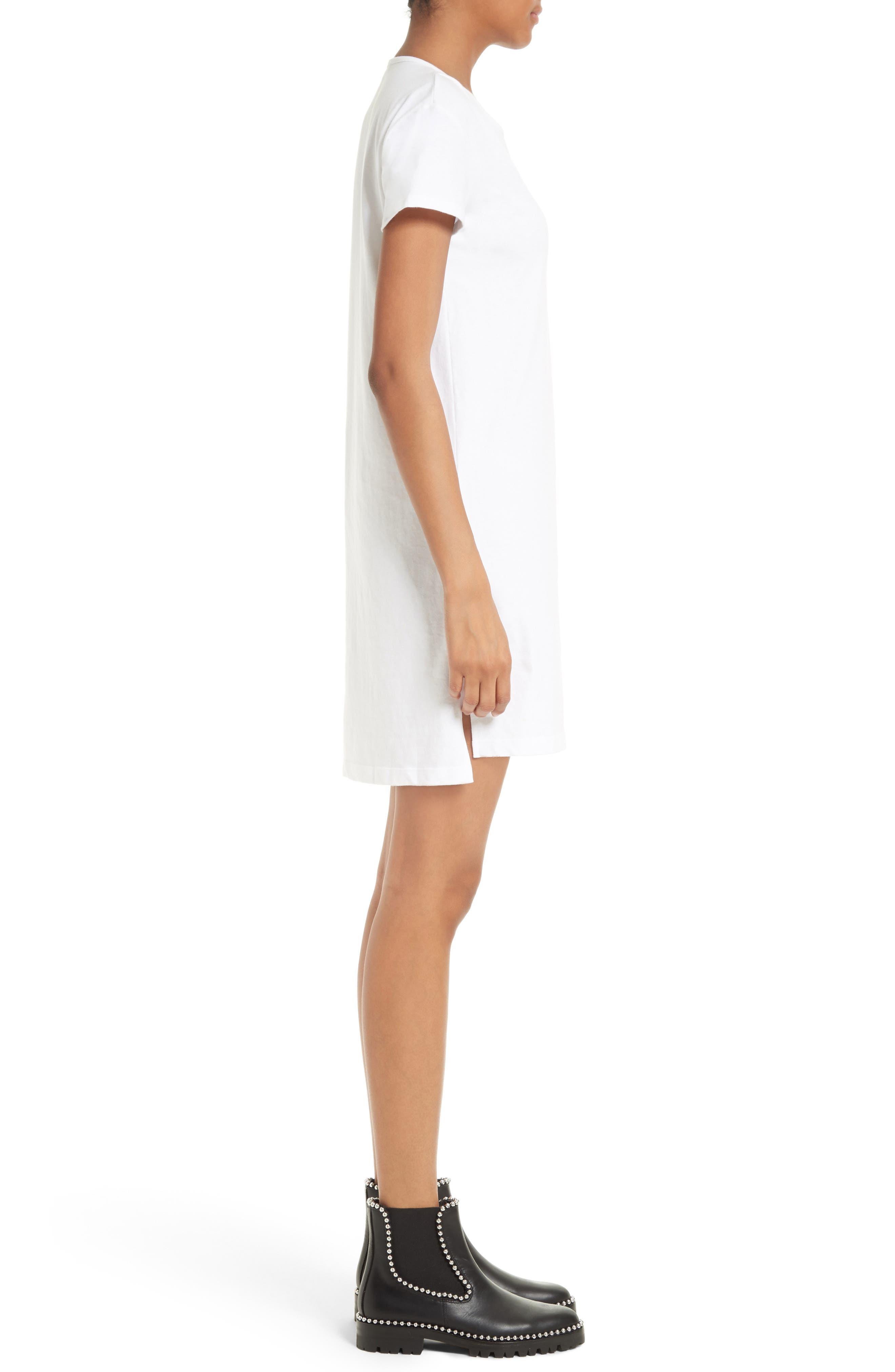 Alternate Image 3  - T by Alexander Wang Teardrop Cutout Dress