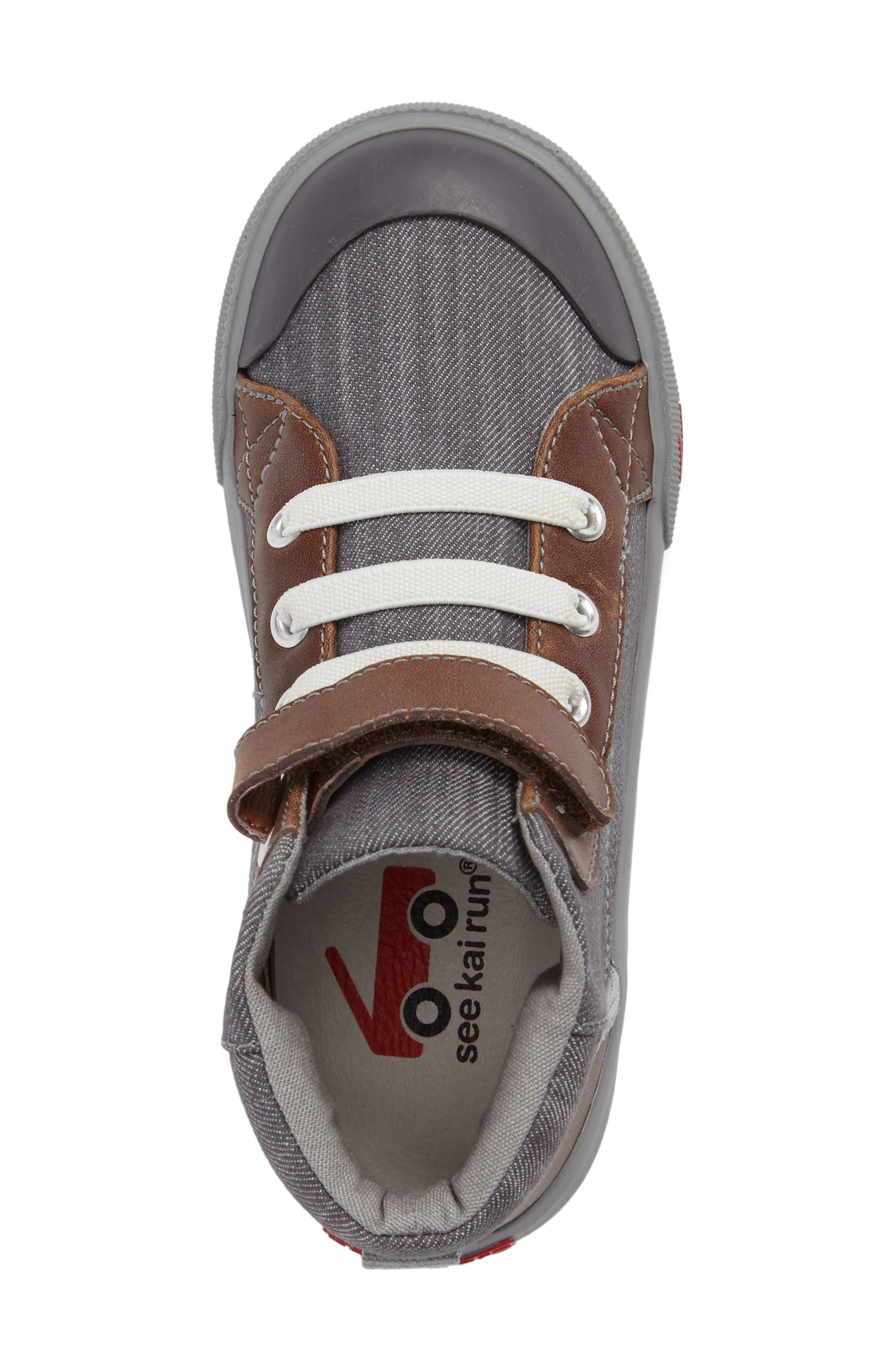 Alternate Image 5  - See Kai Run 'Dane' Sneaker (Baby, Walker & Toddler)