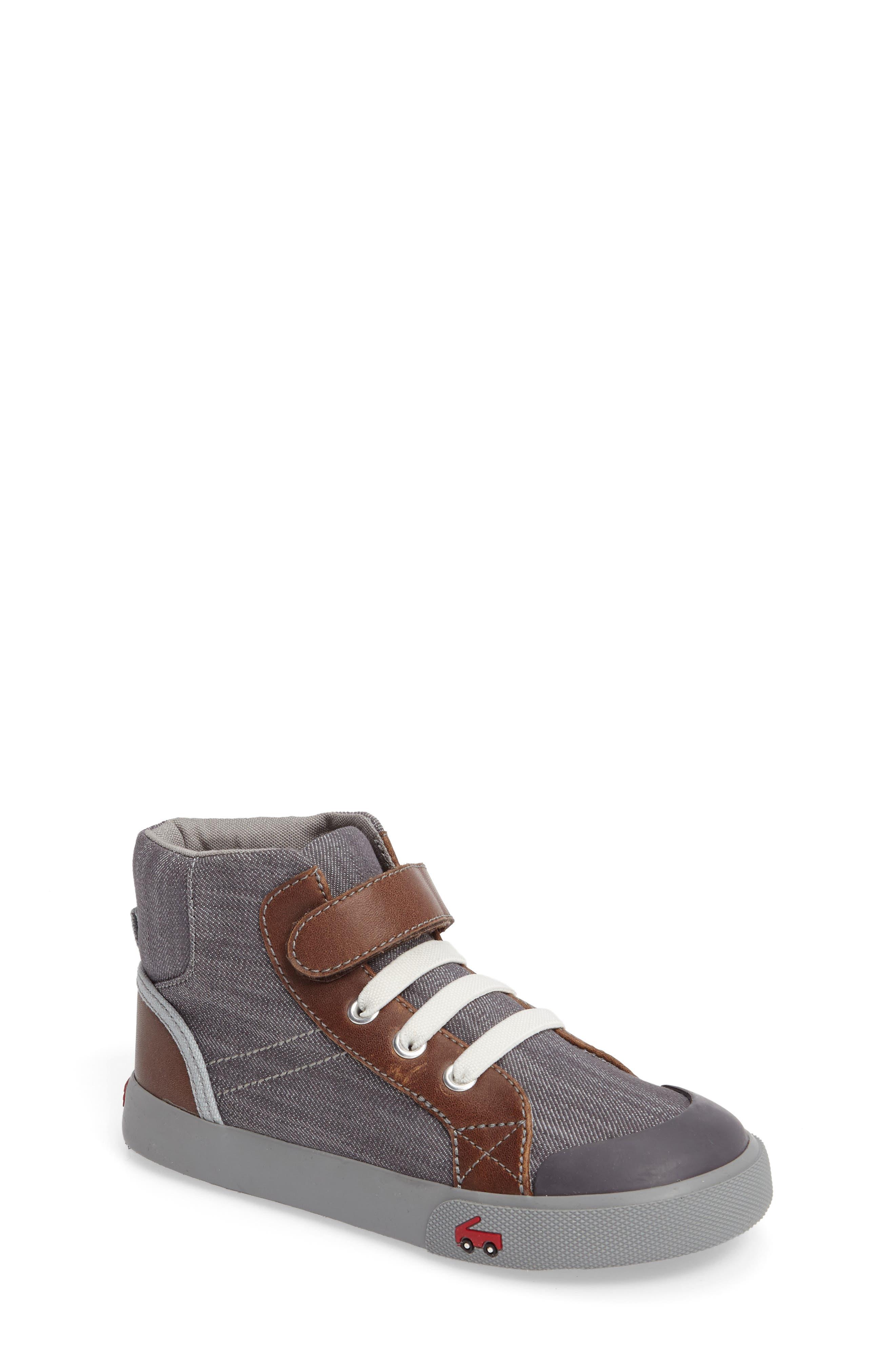 Alternate Image 1 Selected - See Kai Run 'Dane' Sneaker (Baby, Walker & Toddler)
