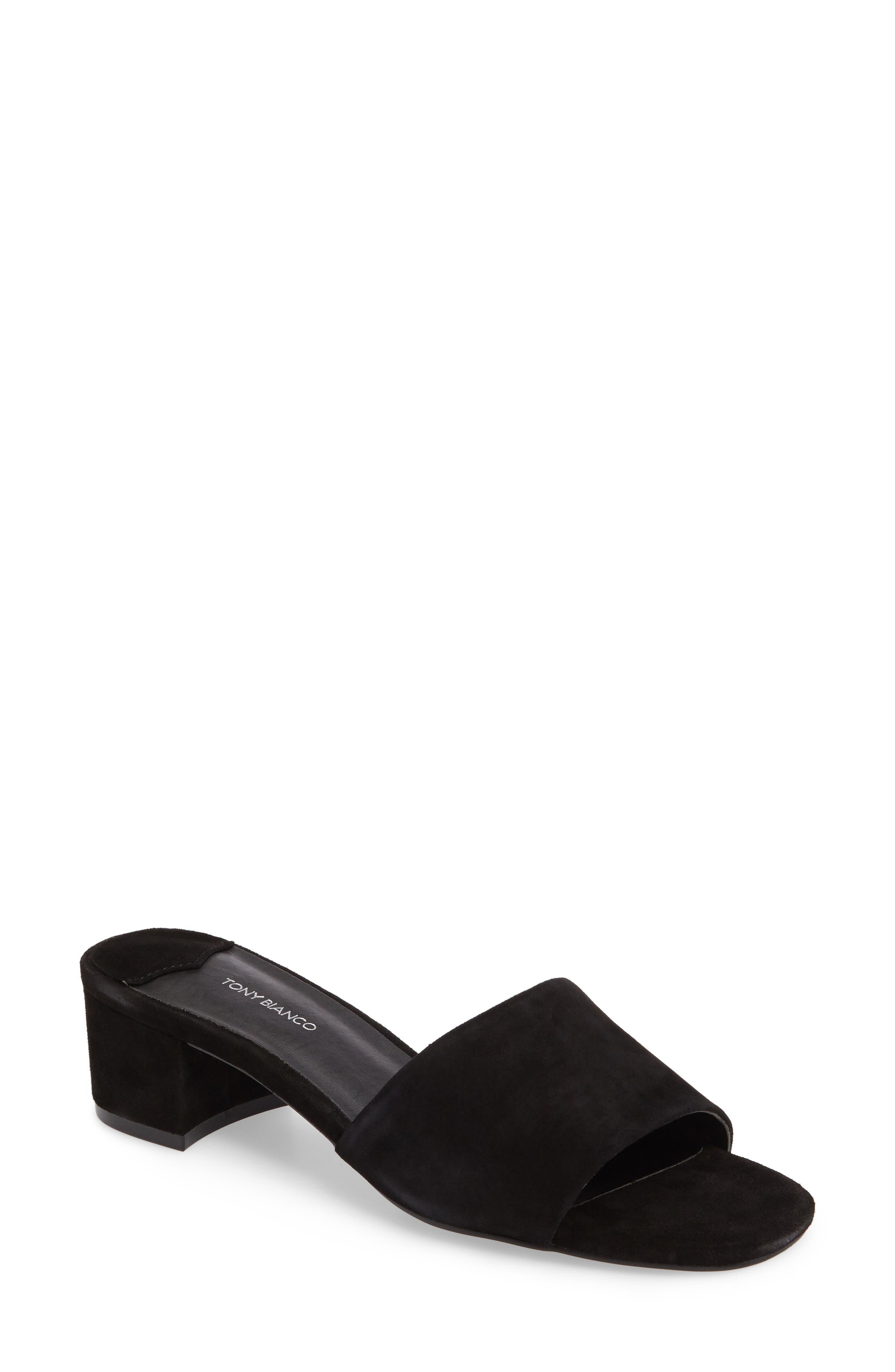 TONY BIANCO Mae Slide Sandal