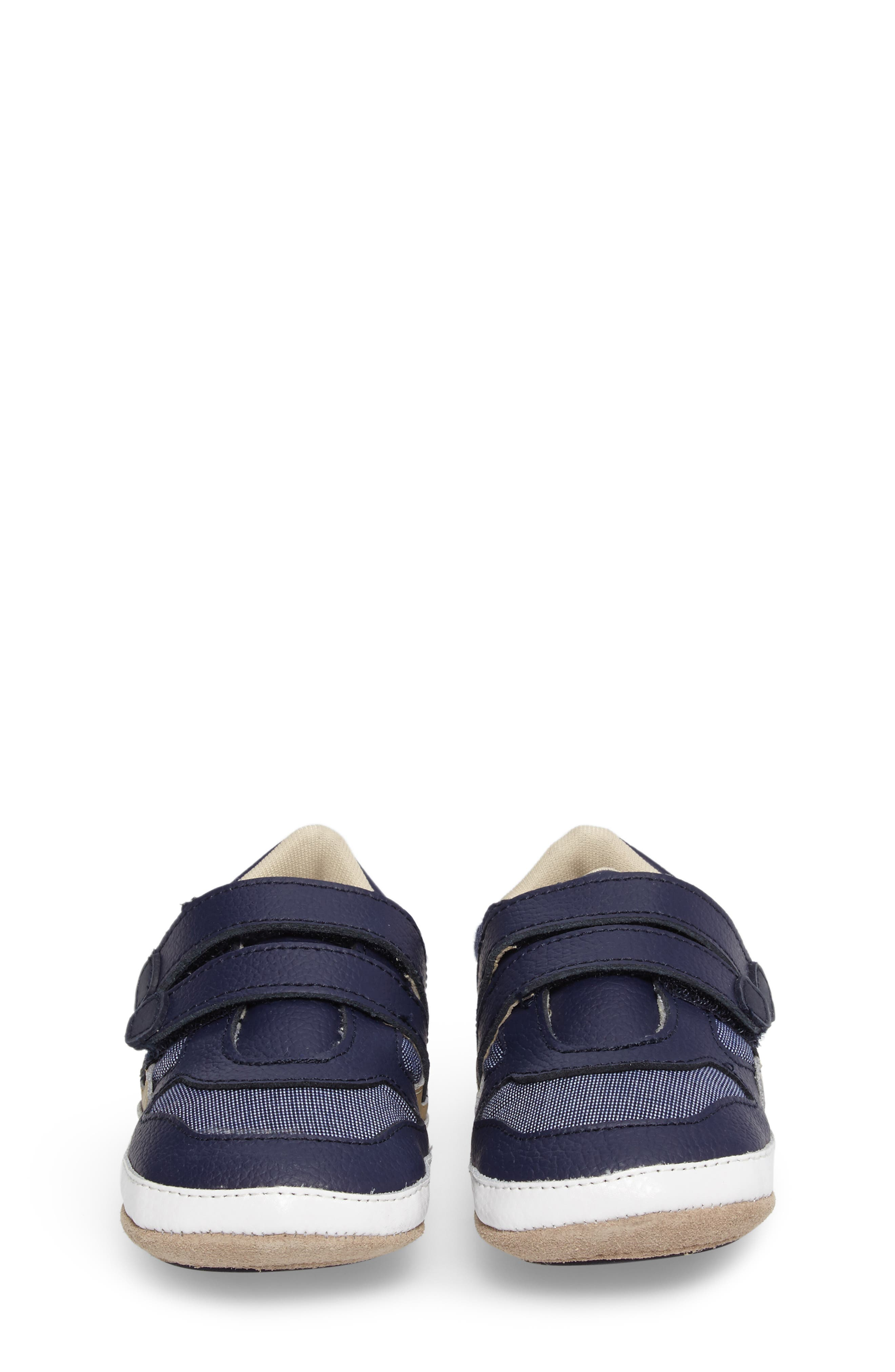 Alternate Image 4  - Robeez® Jaime Crib Shoe (Baby & Walker)