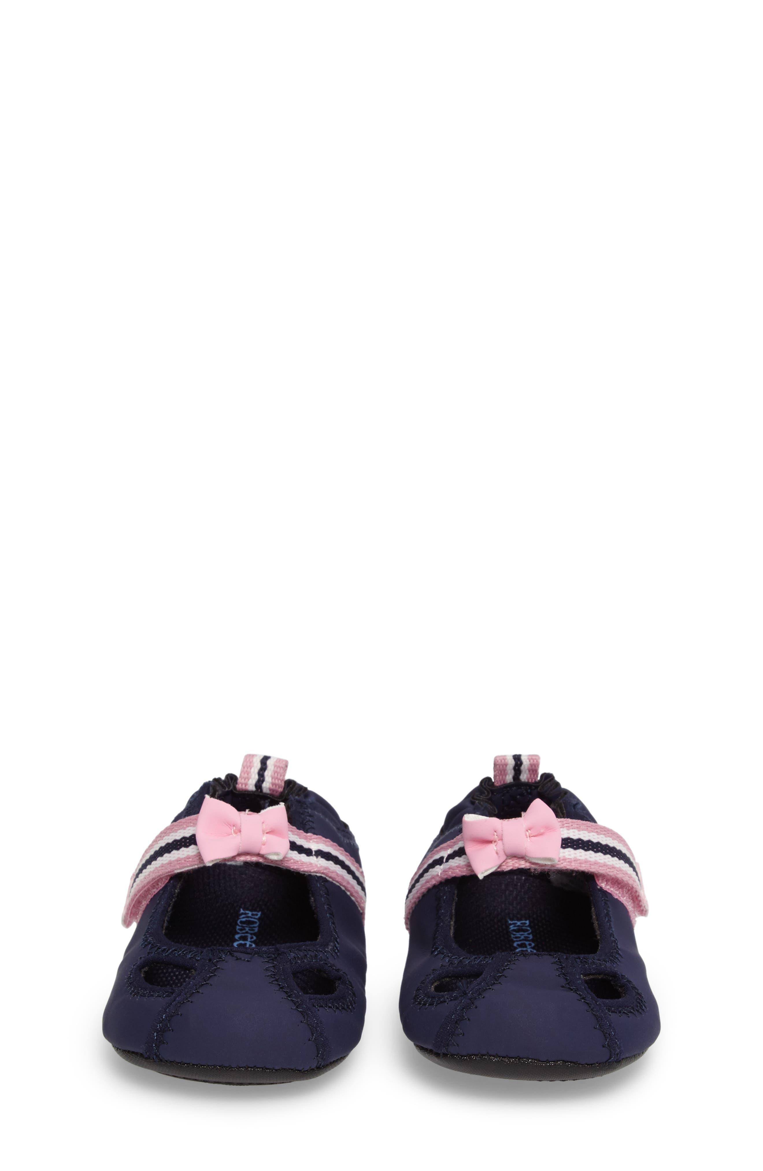 Wave Catcher Crib Shoe,                             Alternate thumbnail 4, color,                             Navy