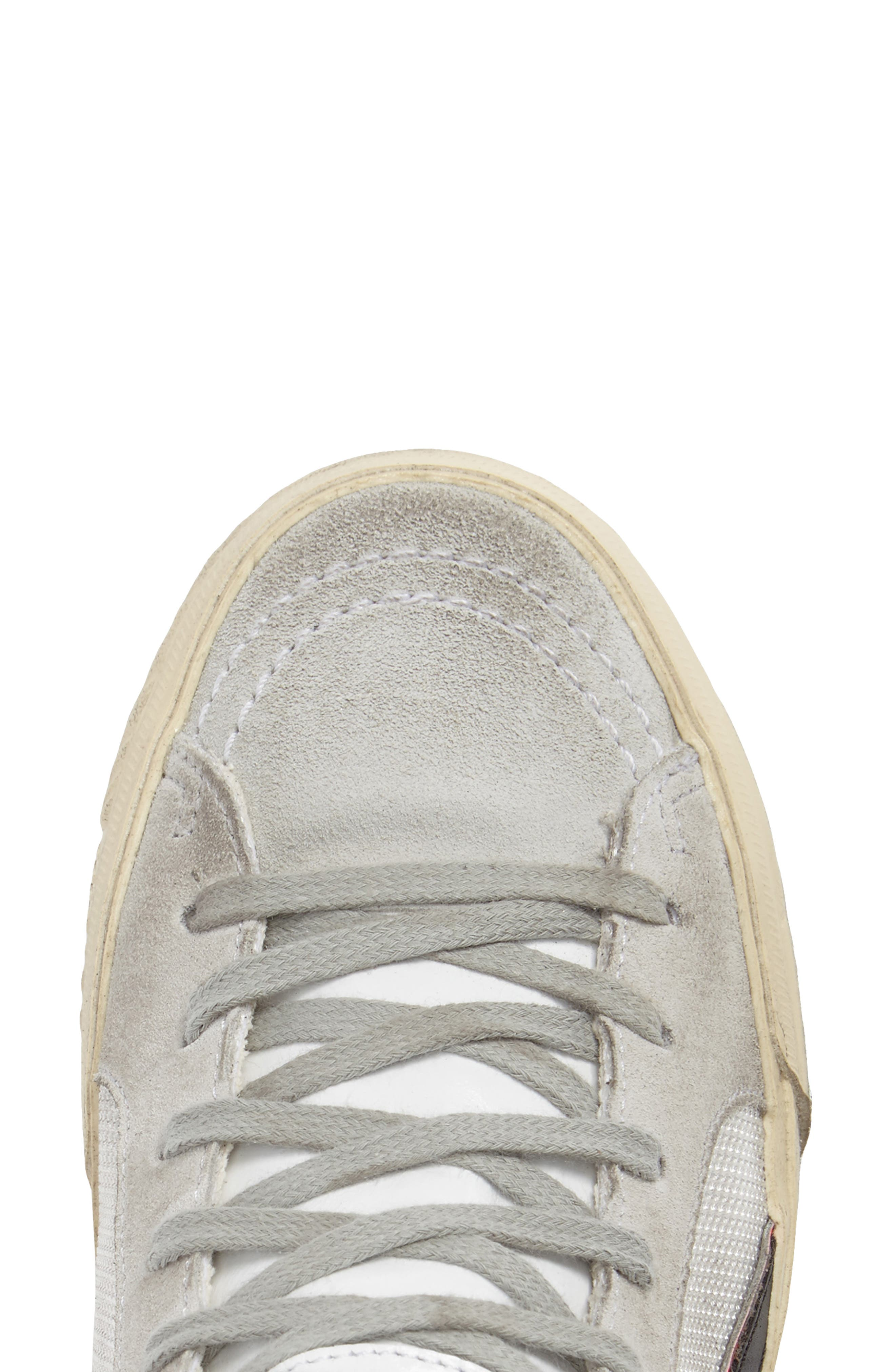 Alternate Image 5  - Golden Goose Slide High Top Sneaker (Women)