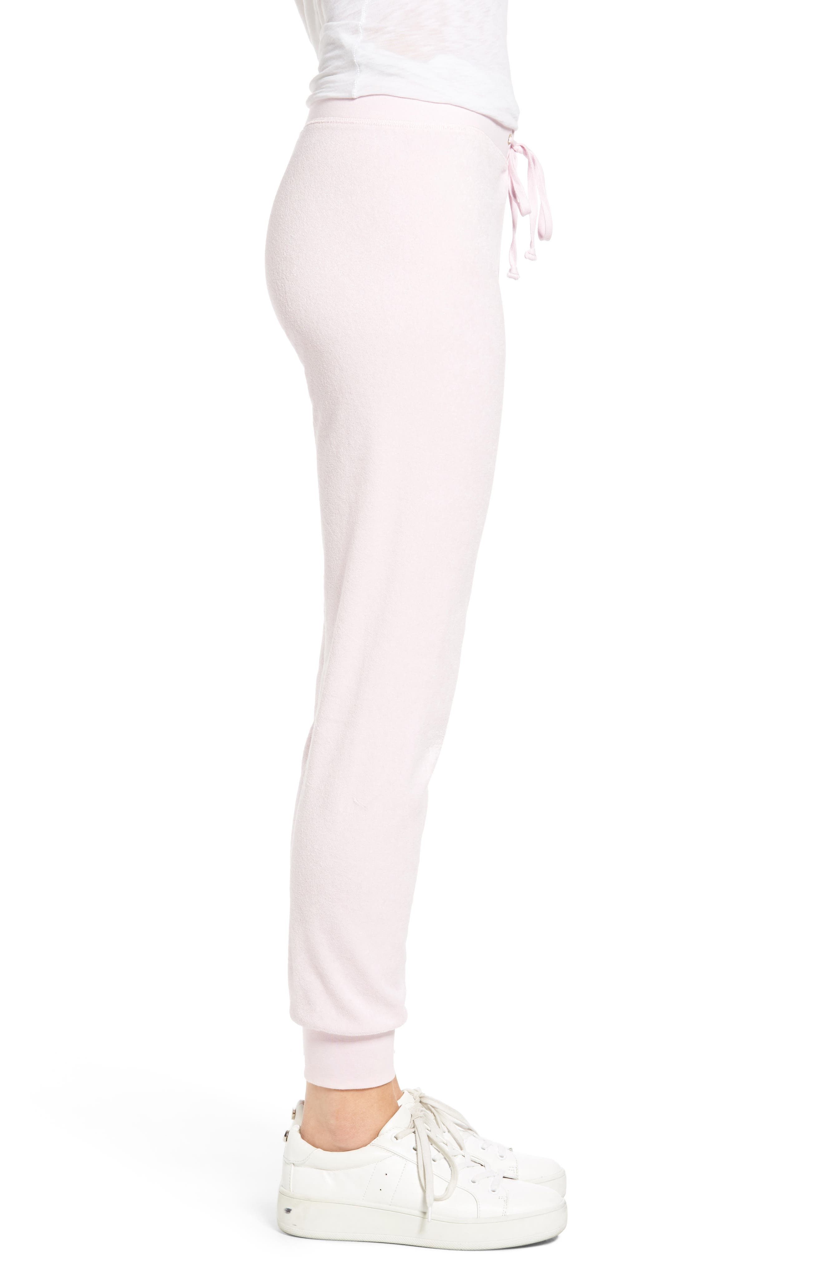 Alternate Image 3  - Juicy Couture Zuma Microterry Track Pants