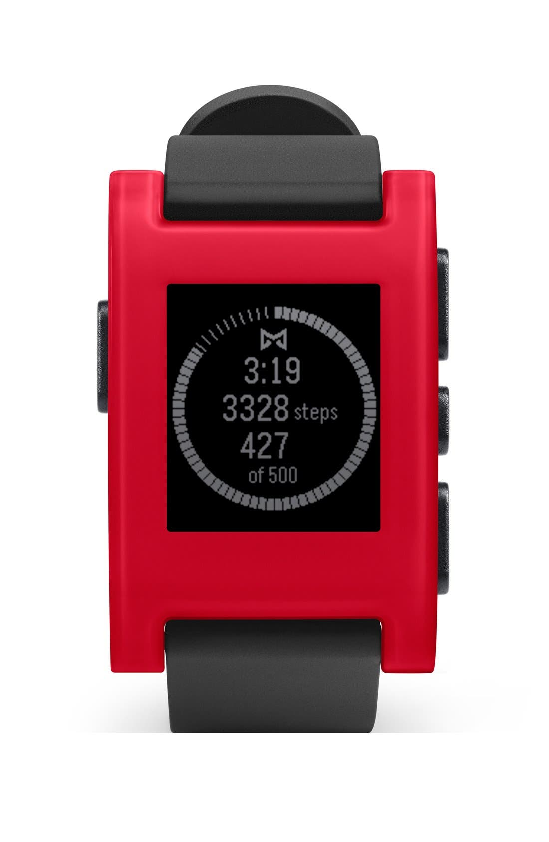Alternate Image 1 Selected - Pebble Smart Watch, 33mm