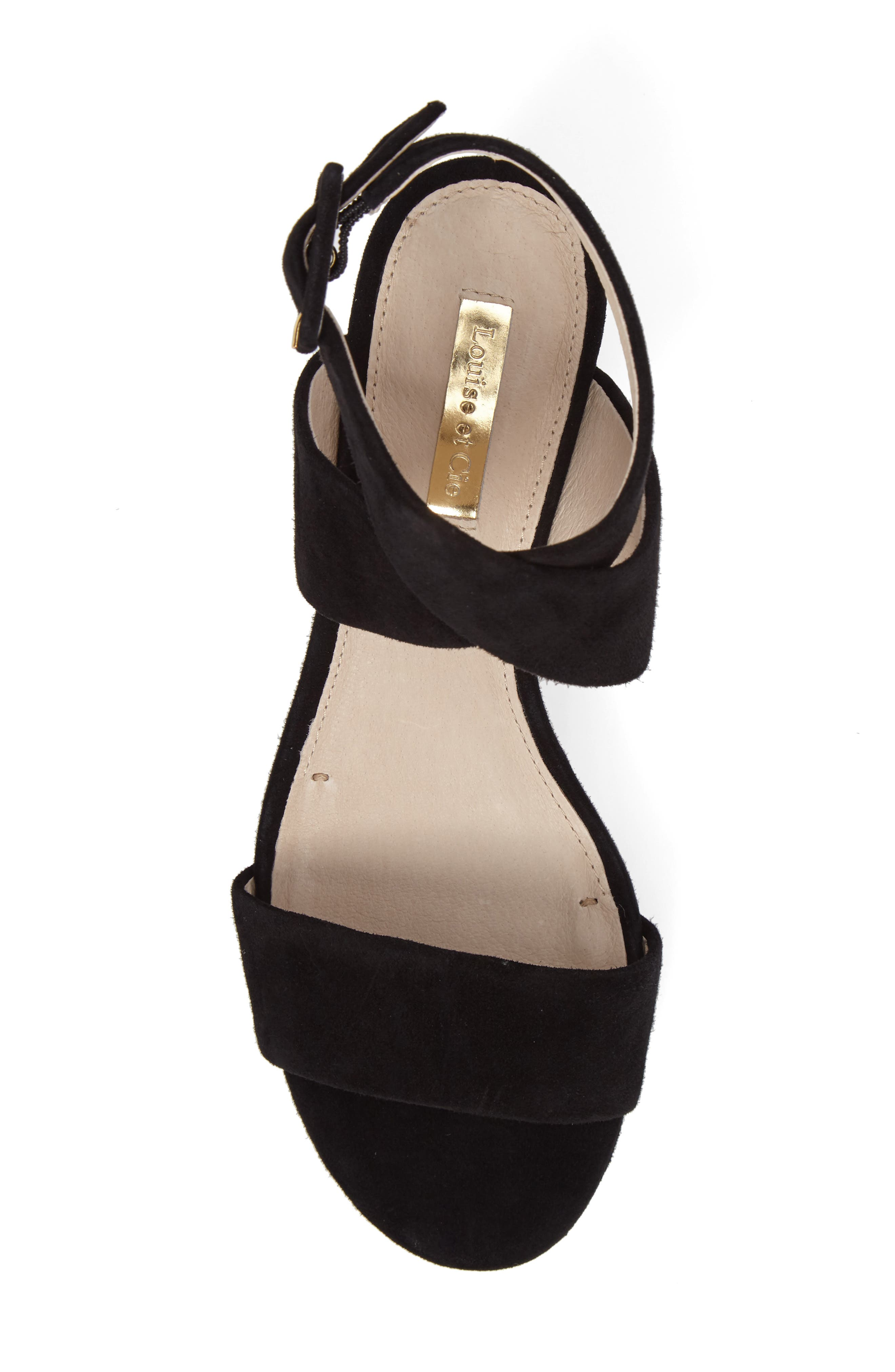 Alternate Image 5  - Louise et Cie Harmony Block Heel Sandal (Women)