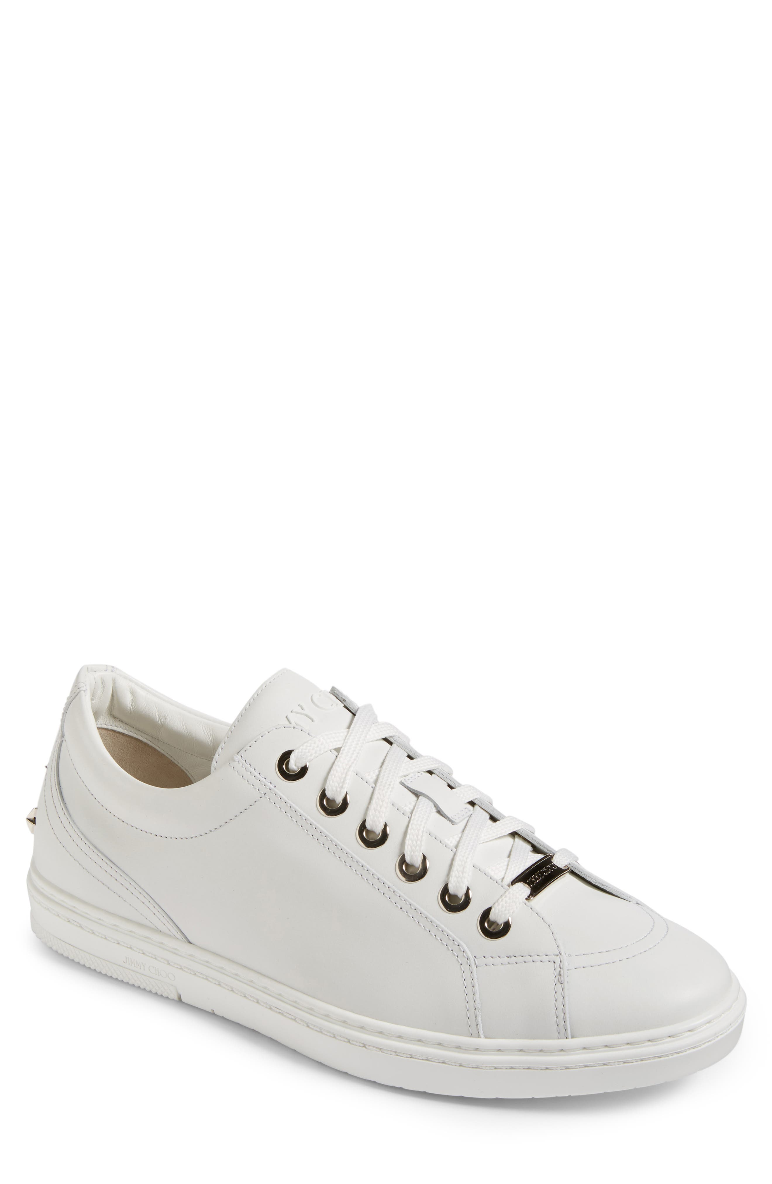 Cash Star Sneaker,                             Main thumbnail 1, color,                             Ultra White