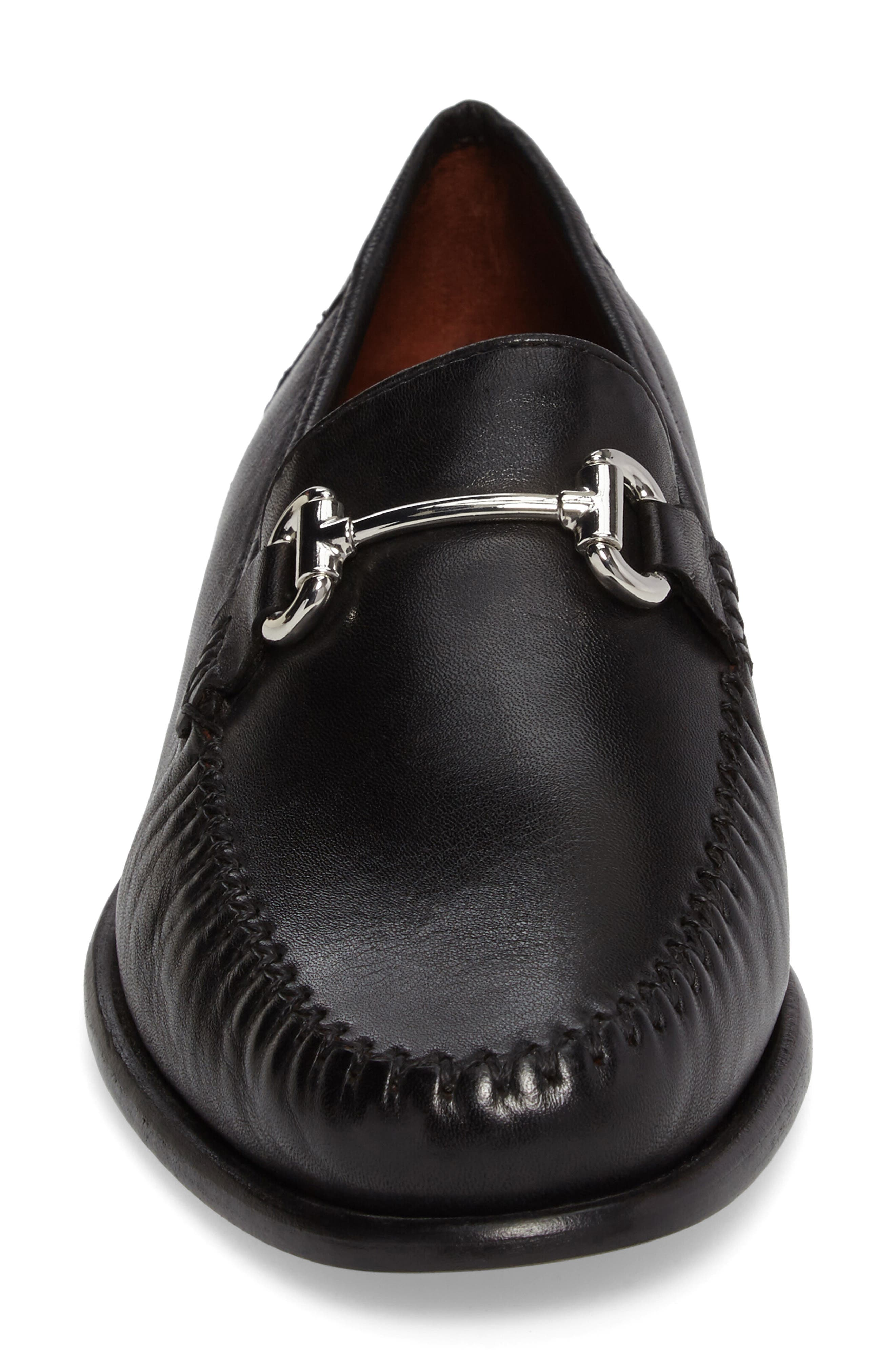 Alternate Image 4  - Robert Zur Elton Bit Loafer (Men)