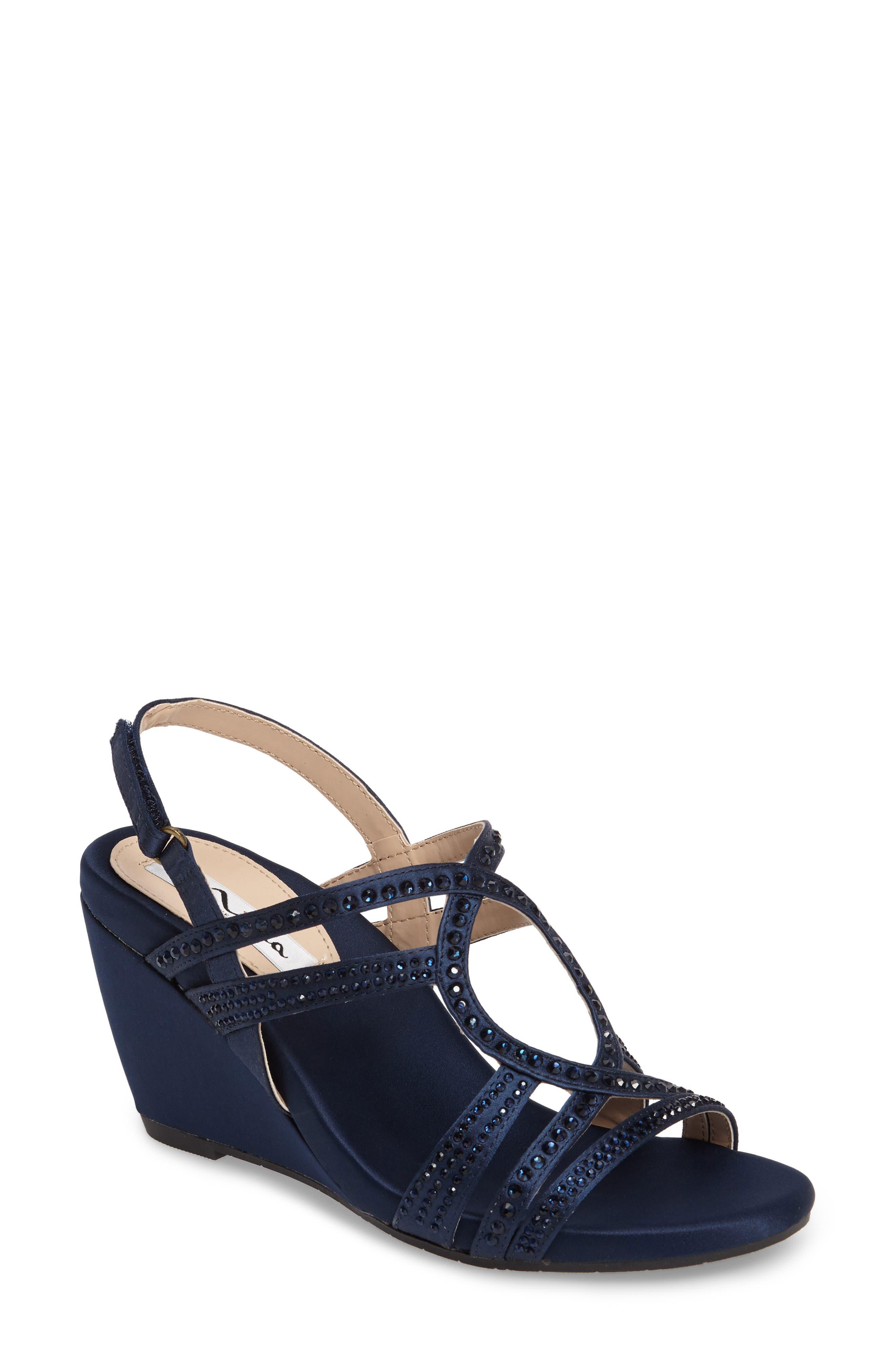 Nina Stasha Wedge Sandal CJ7HL4R