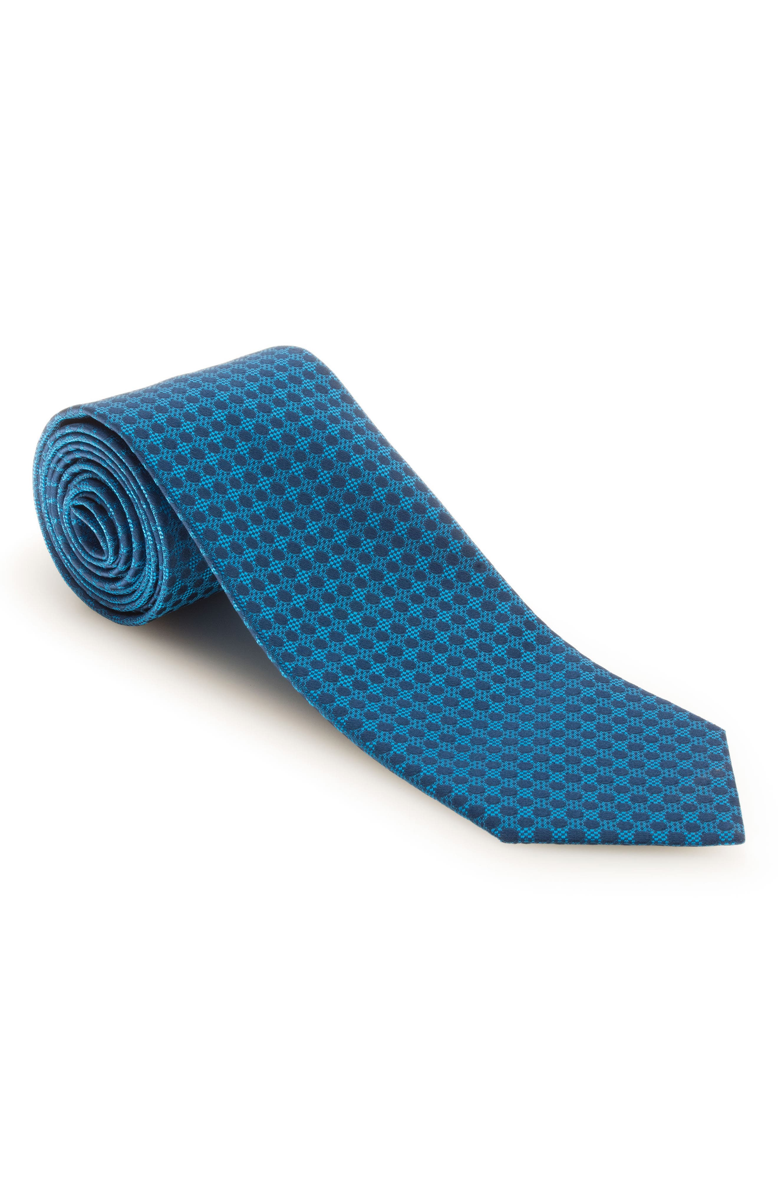Alternate Image 1 Selected - Robert Talbott Dot Silk Tie