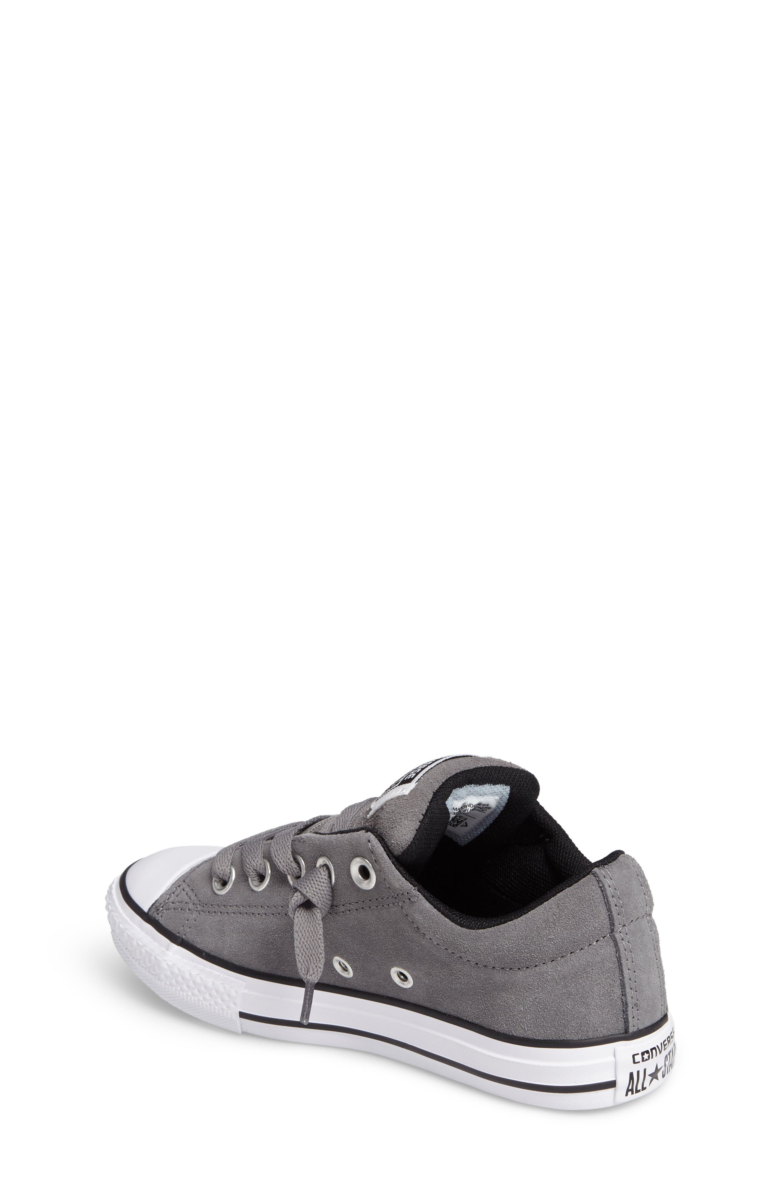 Chuck Taylor<sup>®</sup> All Star<sup>®</sup> Street Sneaker,                             Alternate thumbnail 2, color,                             Mason/ Black/ White