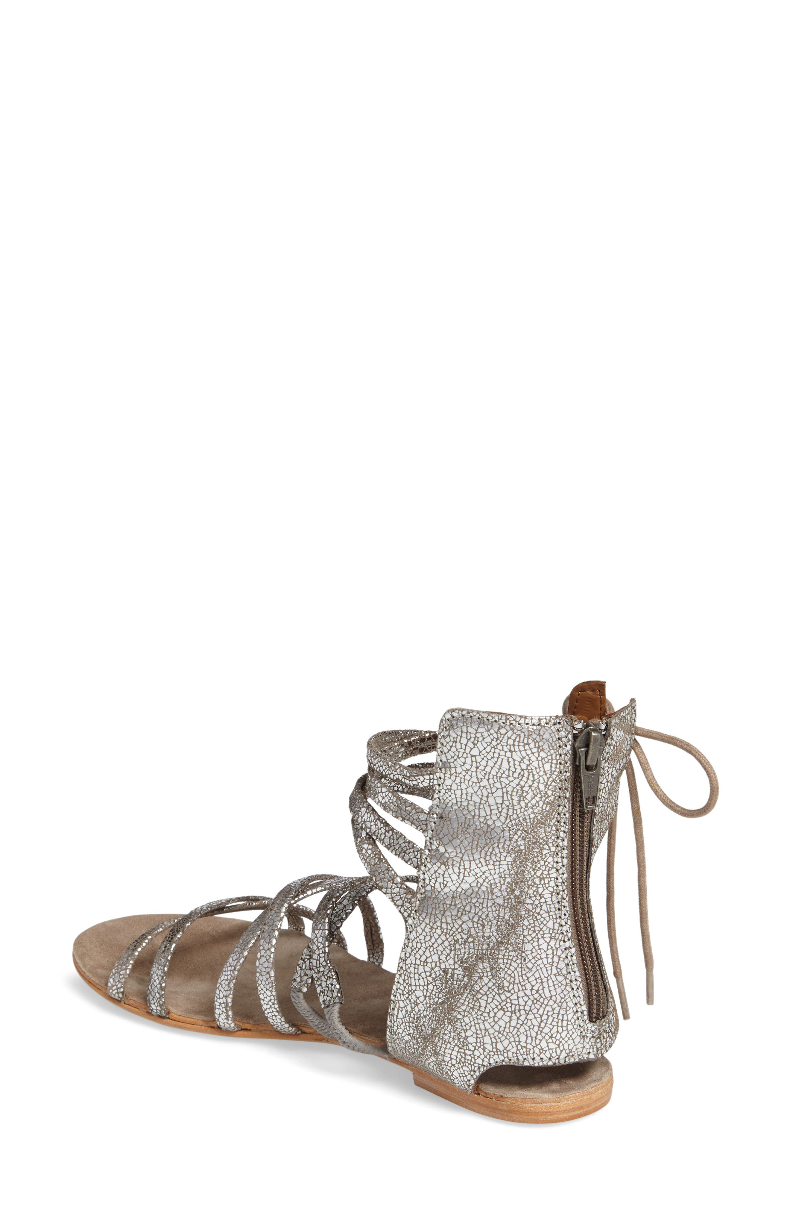 Alternate Image 2  - Free People Juliette Gladiator Sandal (Women)