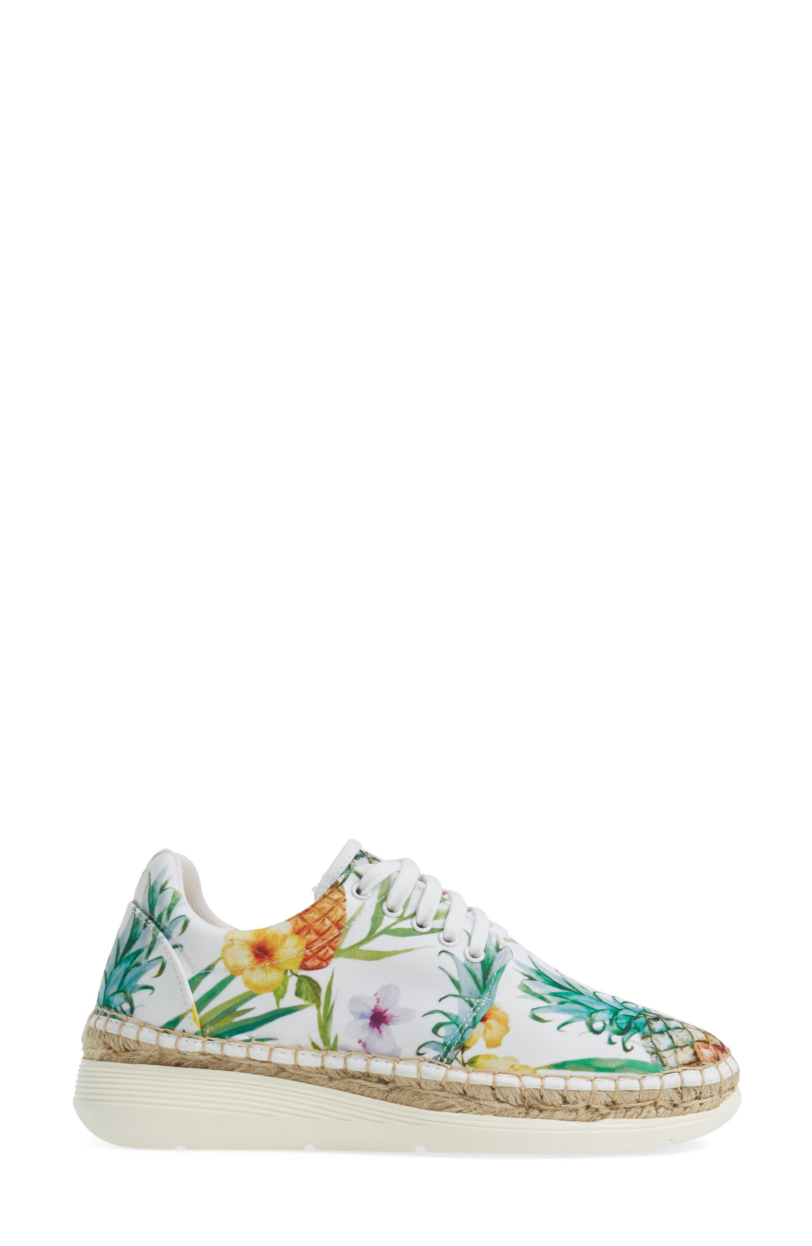 Alternate Image 3  - Free People Jackson Espadrille Sneaker (Women)