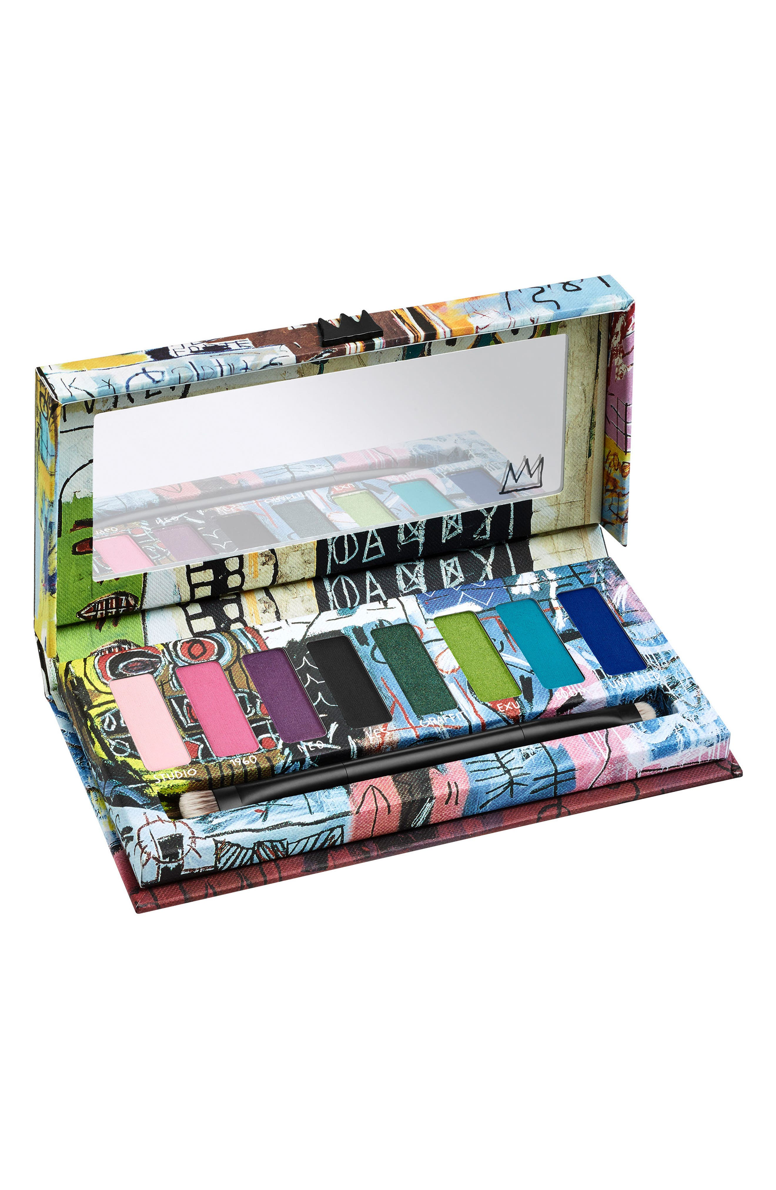 Alternate Image 2  - Urban Decay Jean-Michel Basquiat Tenant Eyeshadow Palette