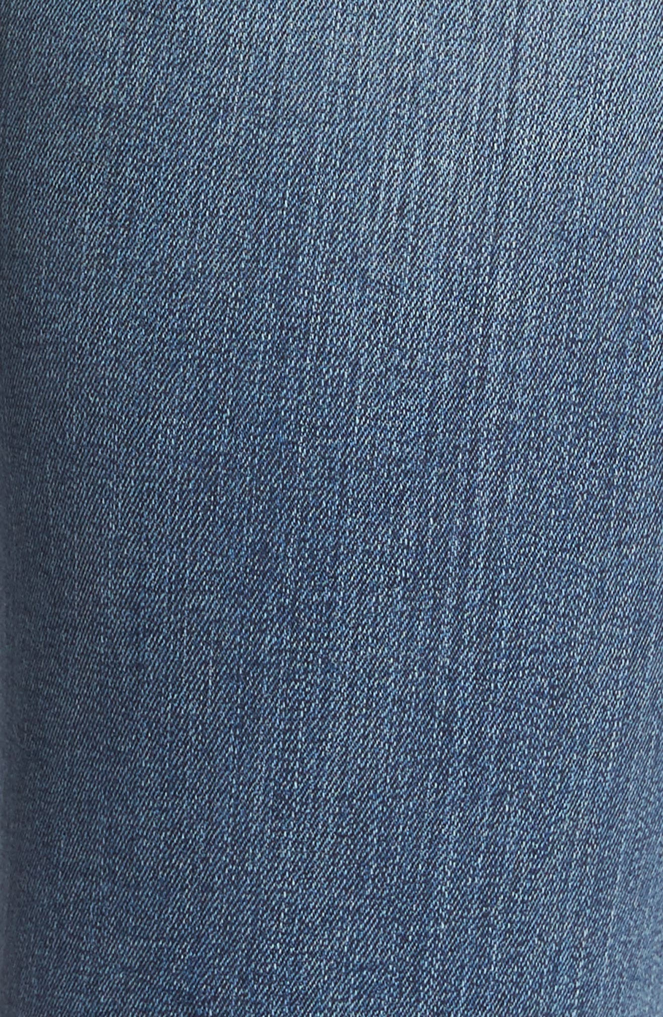 Alternate Image 5  - KUT from the Kloth Donna Skinny Jeans (Commutual)