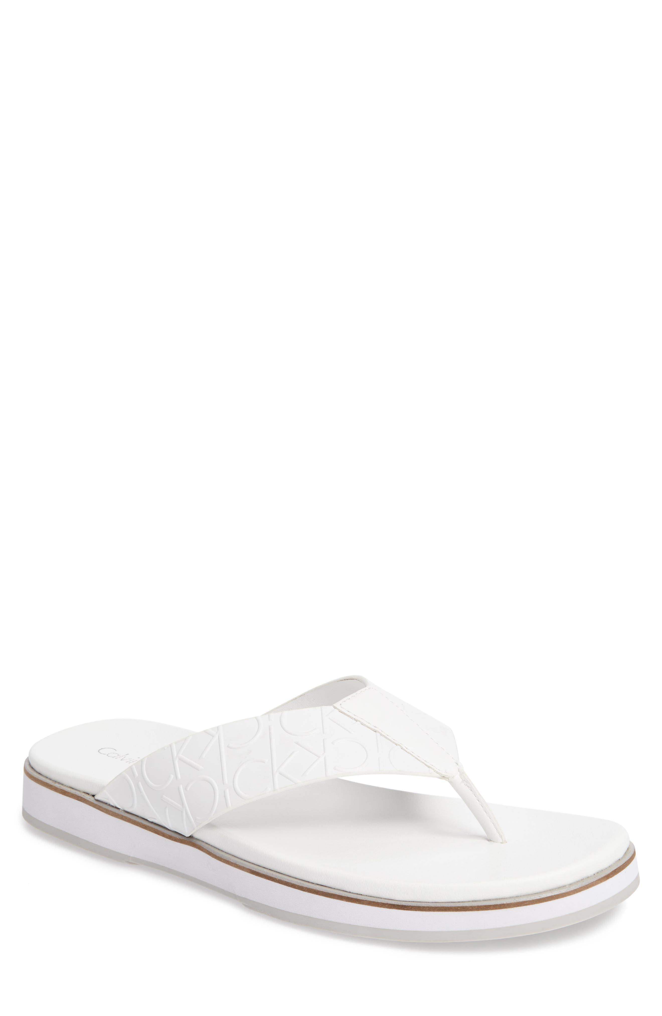 Calvin Klein Deano Flip Flop (Men)