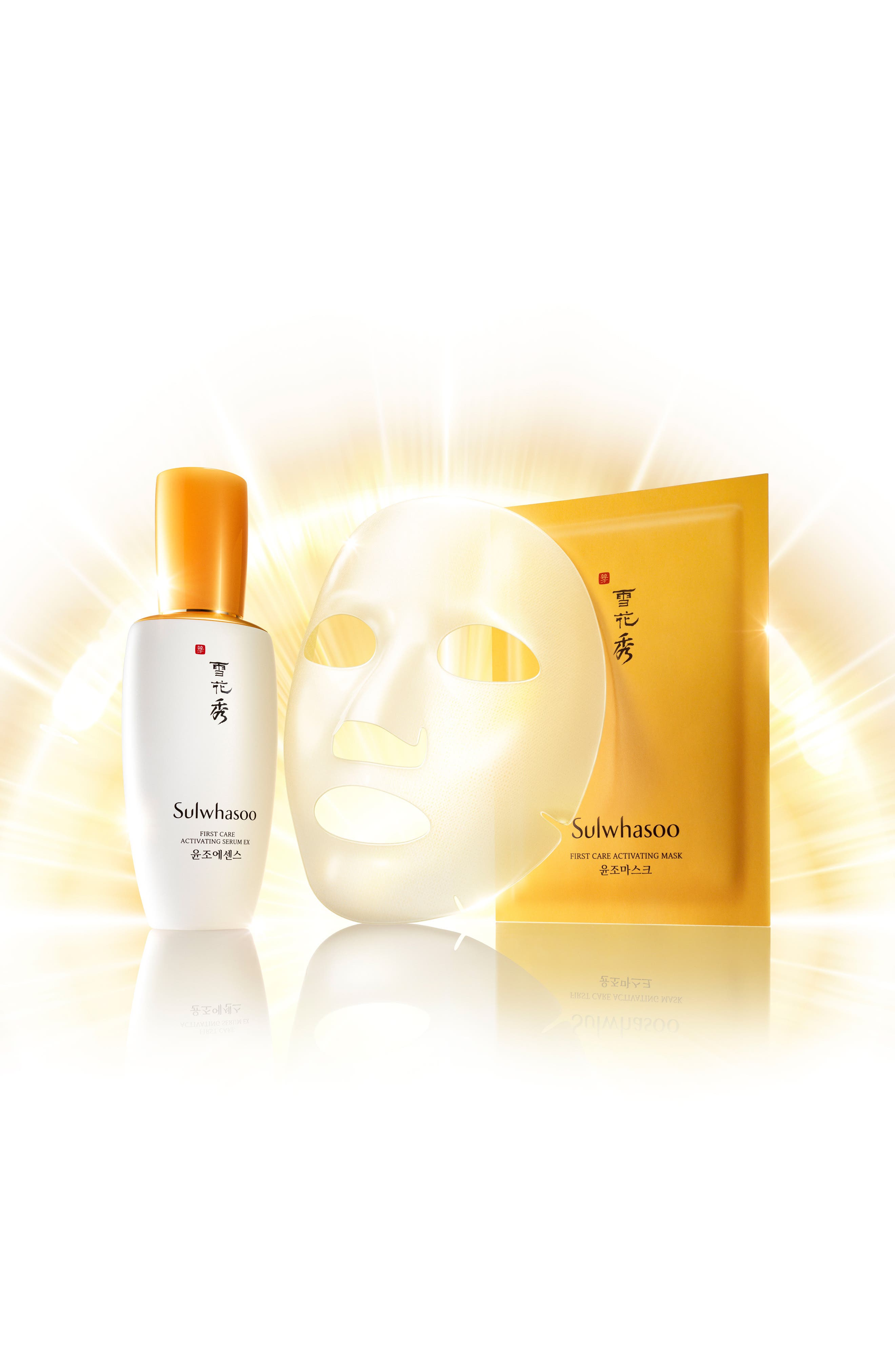 Alternate Image 2  - Sulwhasoo First Care Activating Sheet Mask