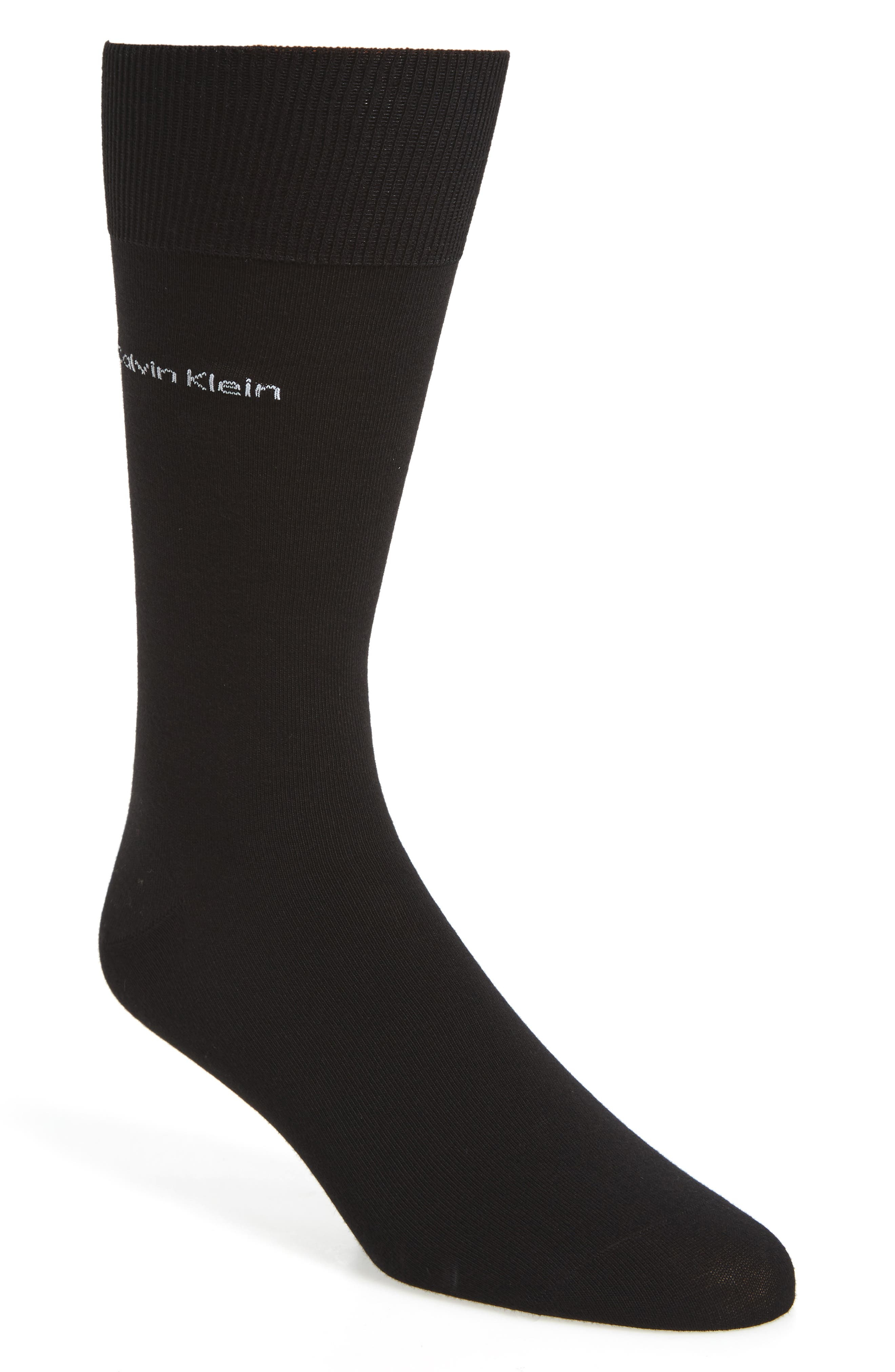 Alternate Image 1 Selected - Calvin Klein 'Giza' Socks