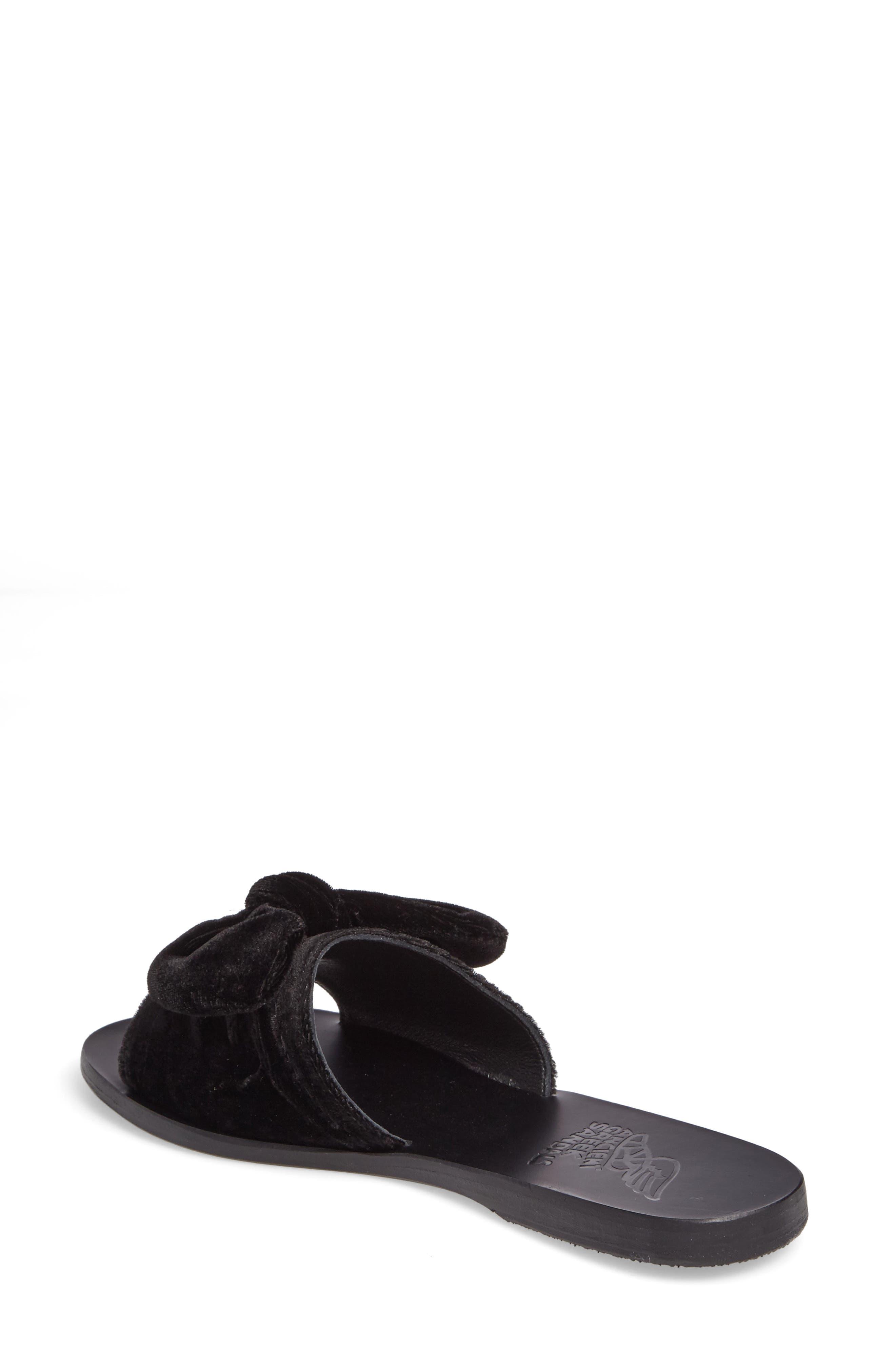 Alternate Image 3  - Ancient Greek Sandals Taygete Bow Slide Sandal (Women)