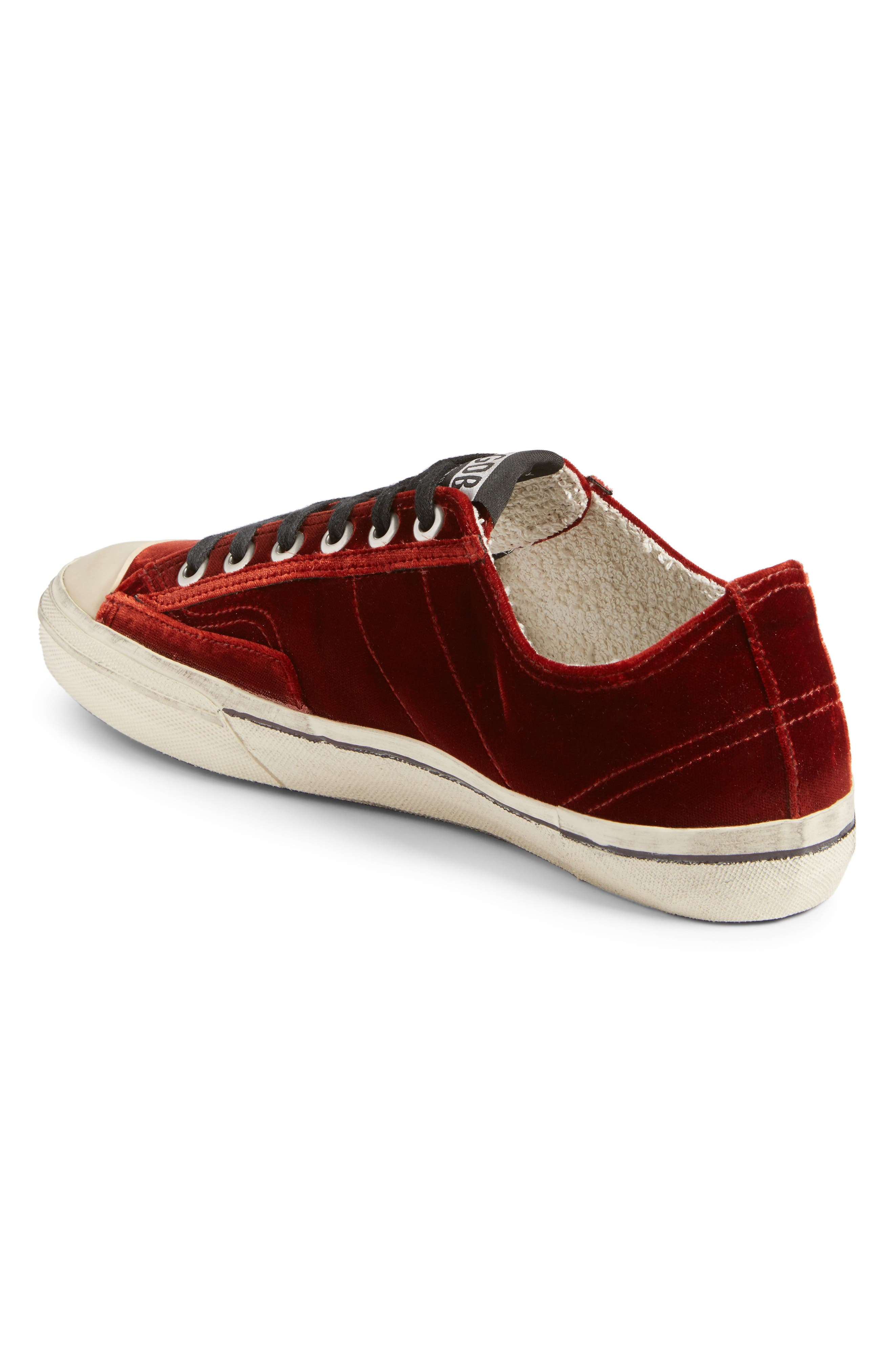 Alternate Image 2  - Golden Goose V-Star 2 Low Top Sneaker (Women)