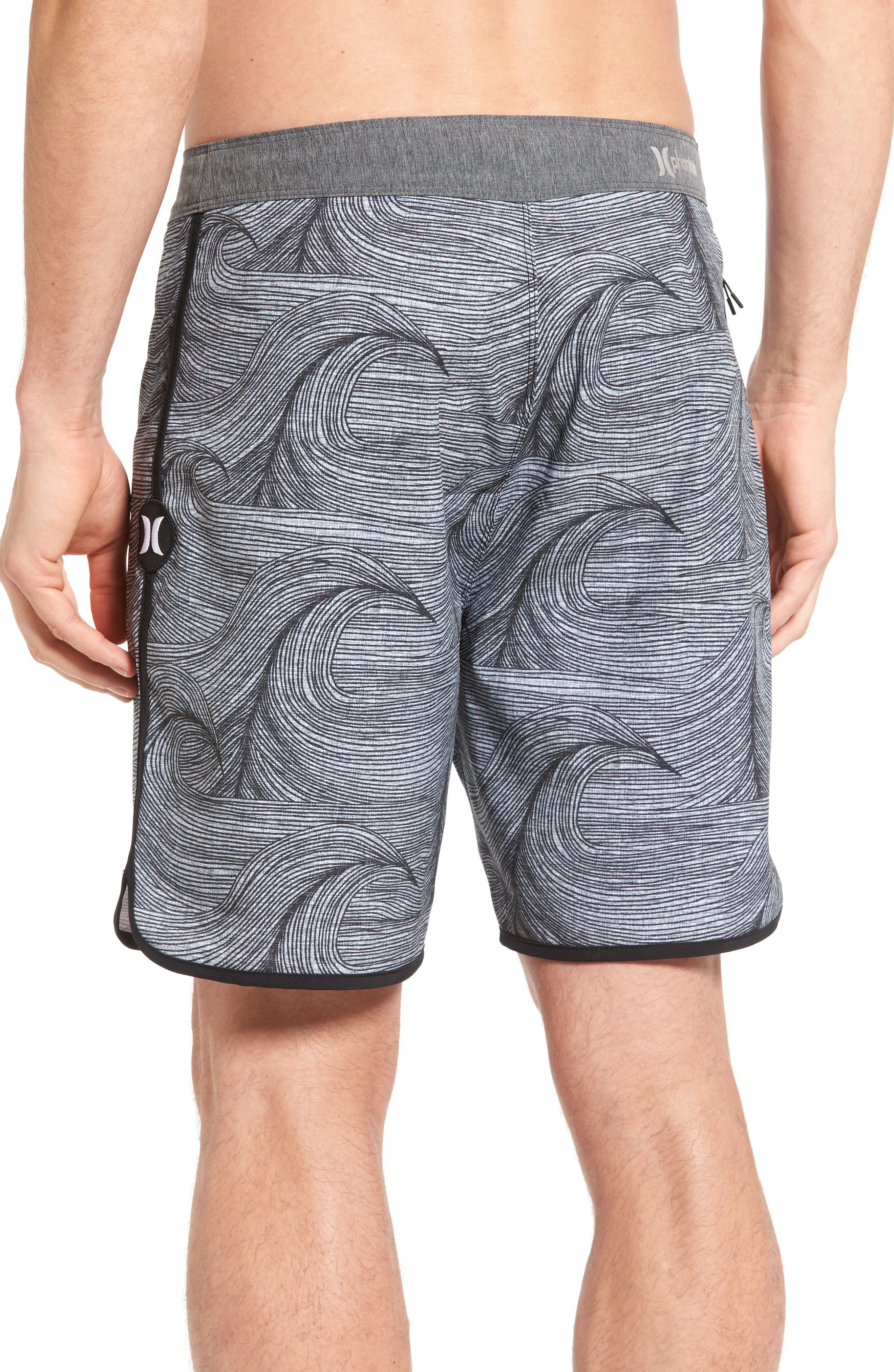 Alternate Image 2  - Hurley Phantom Brooks Board Shorts
