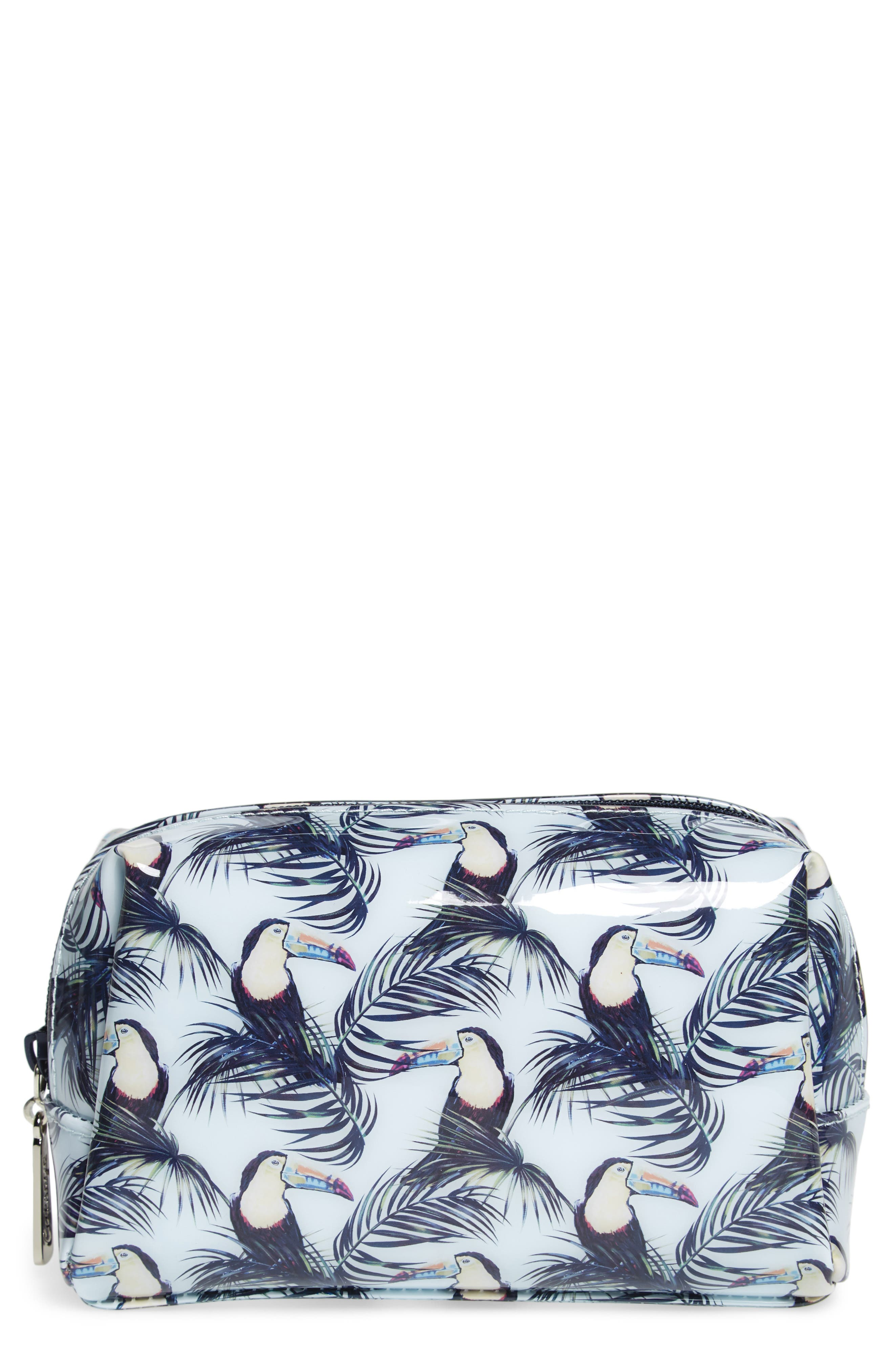 Catseye London Toucan Beauty Bag