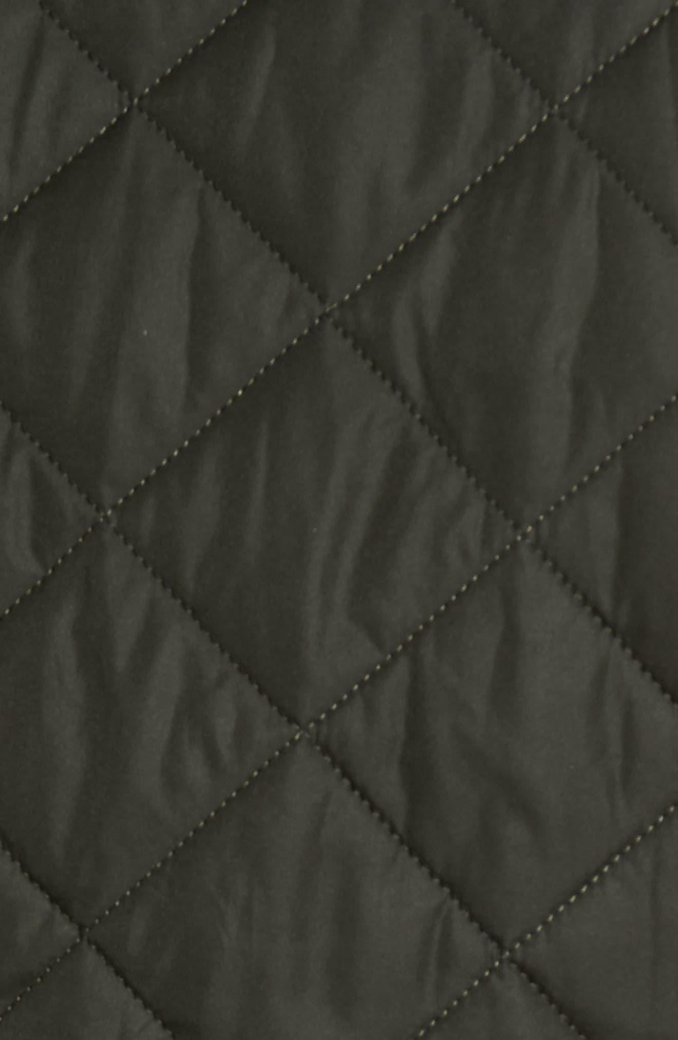 Alternate Image 5  - Barbour 'Lowerdale' Trim Fit Quilted Vest