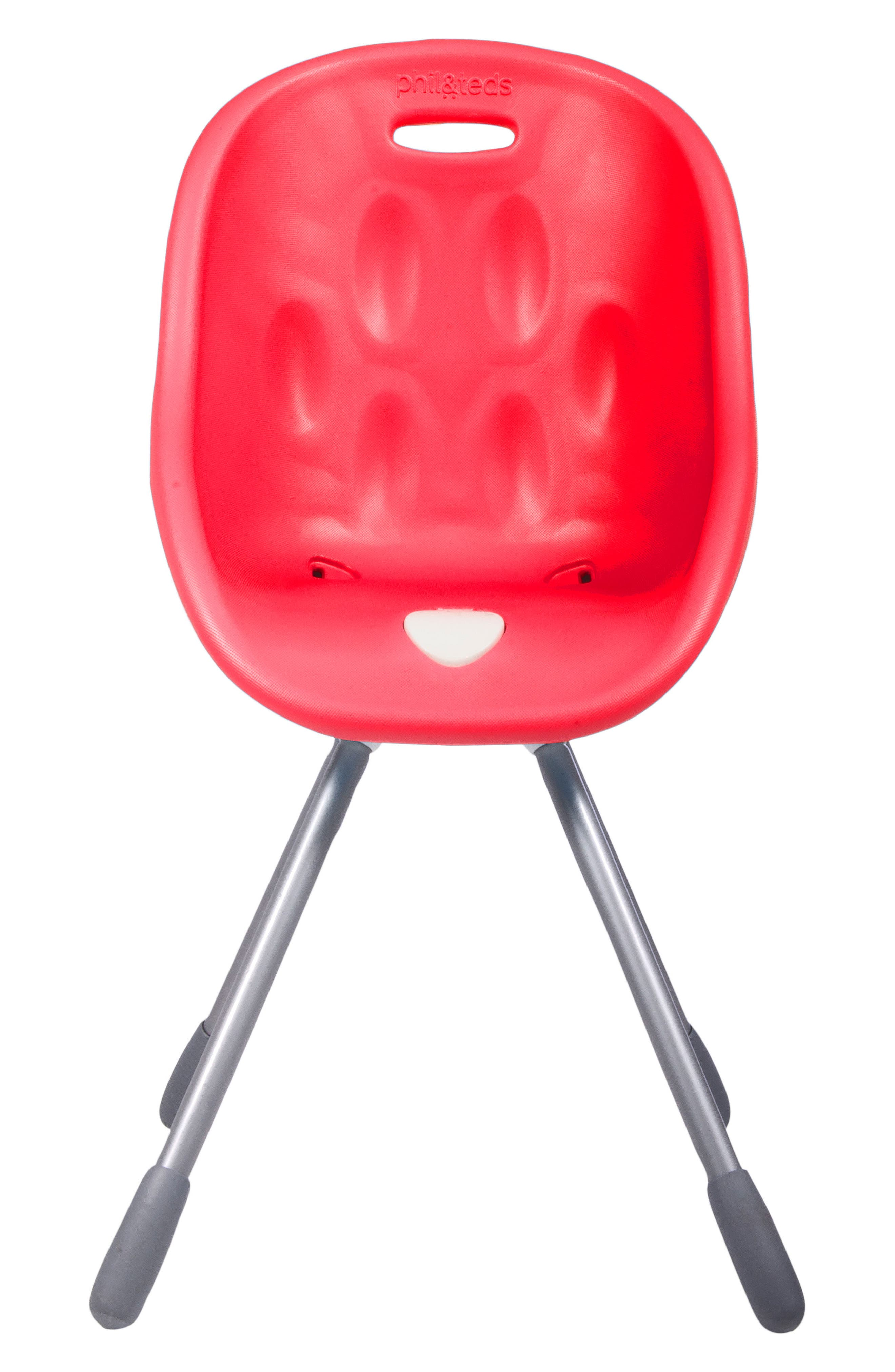 Poppy High Chair,                             Alternate thumbnail 6, color,                             Cranberry