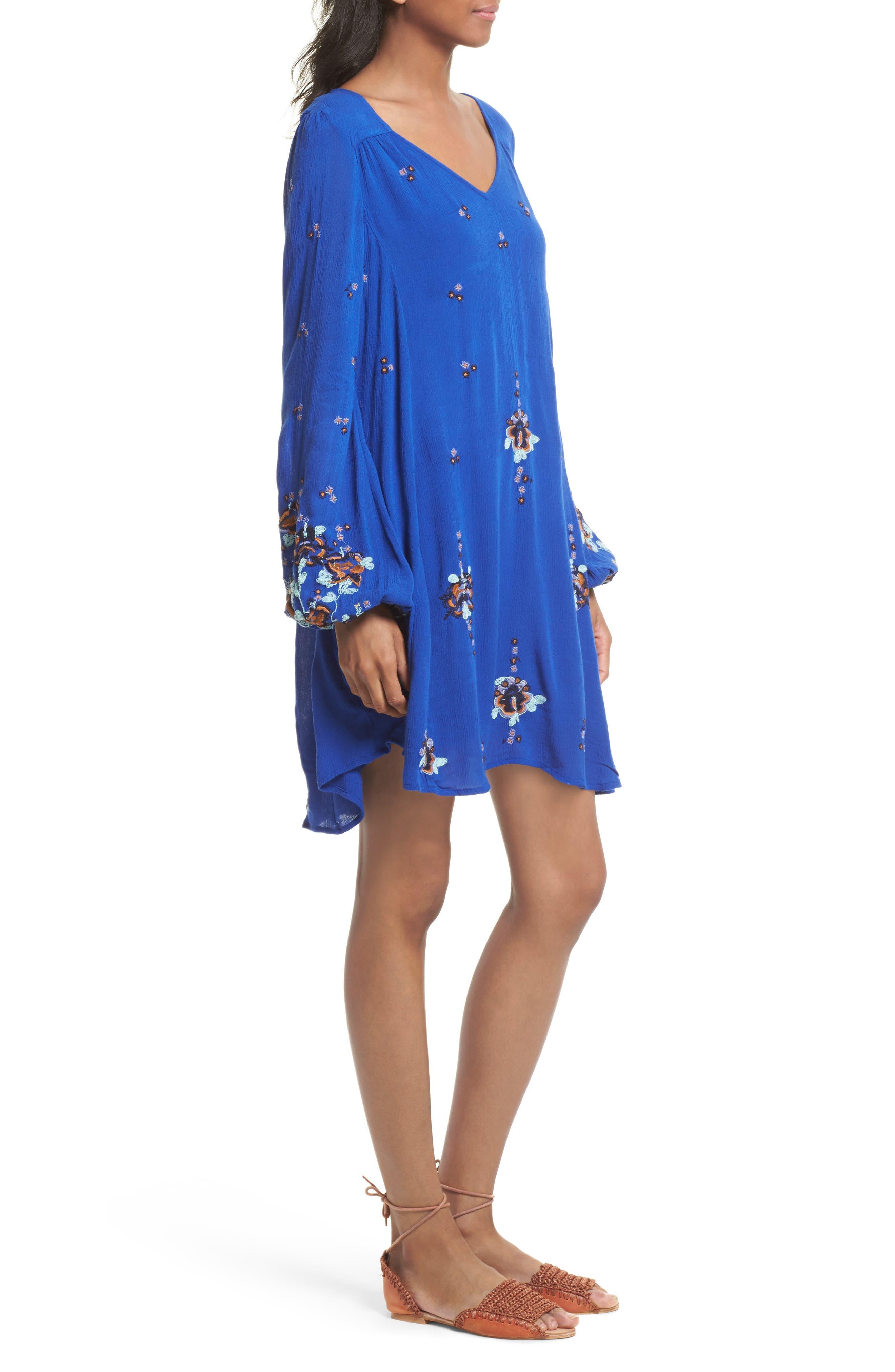 Alternate Image 3  - Free People Embroidered Minidress