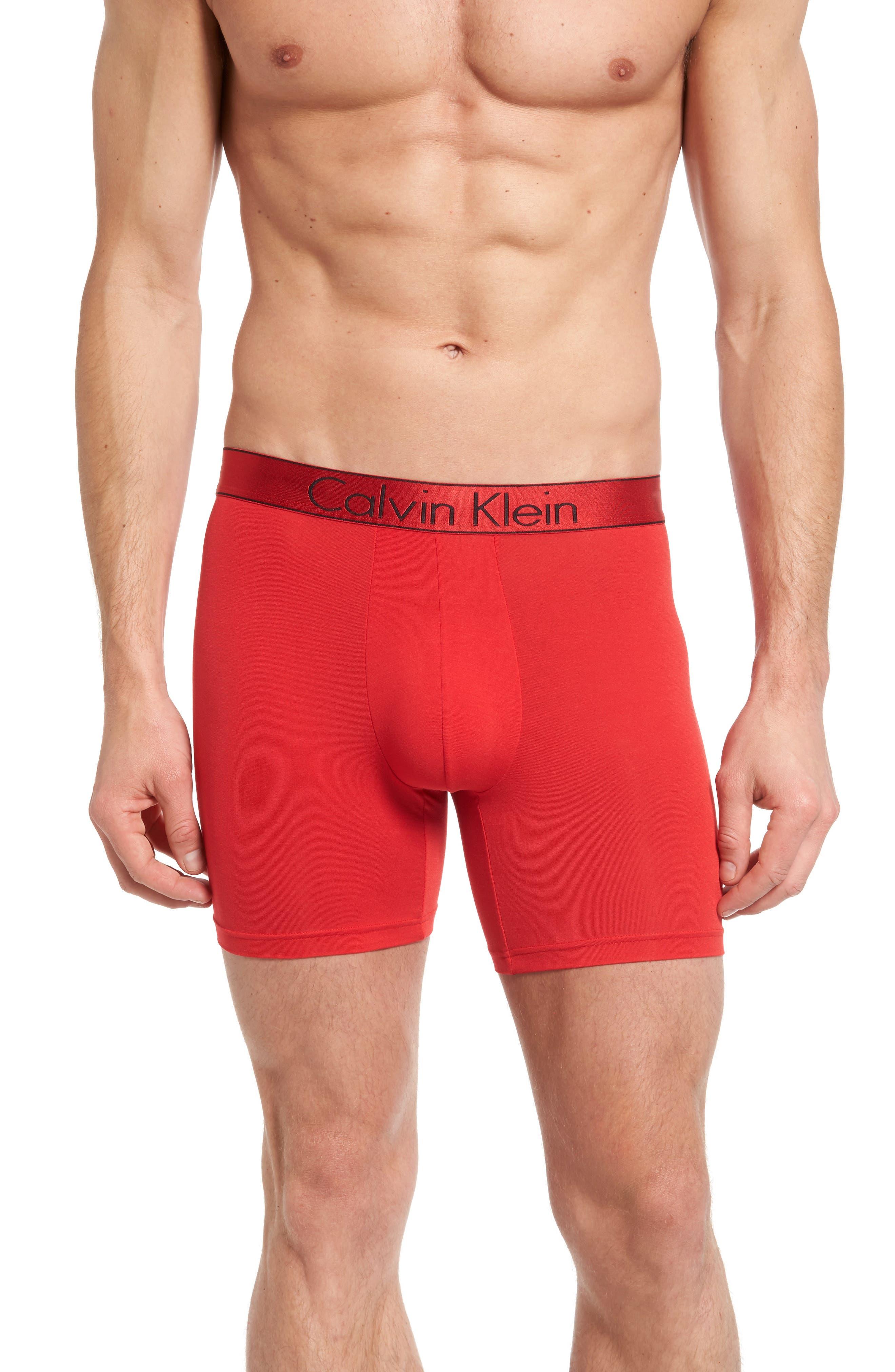 Calvin Klein Modern Stretch Modal Boxer Briefs