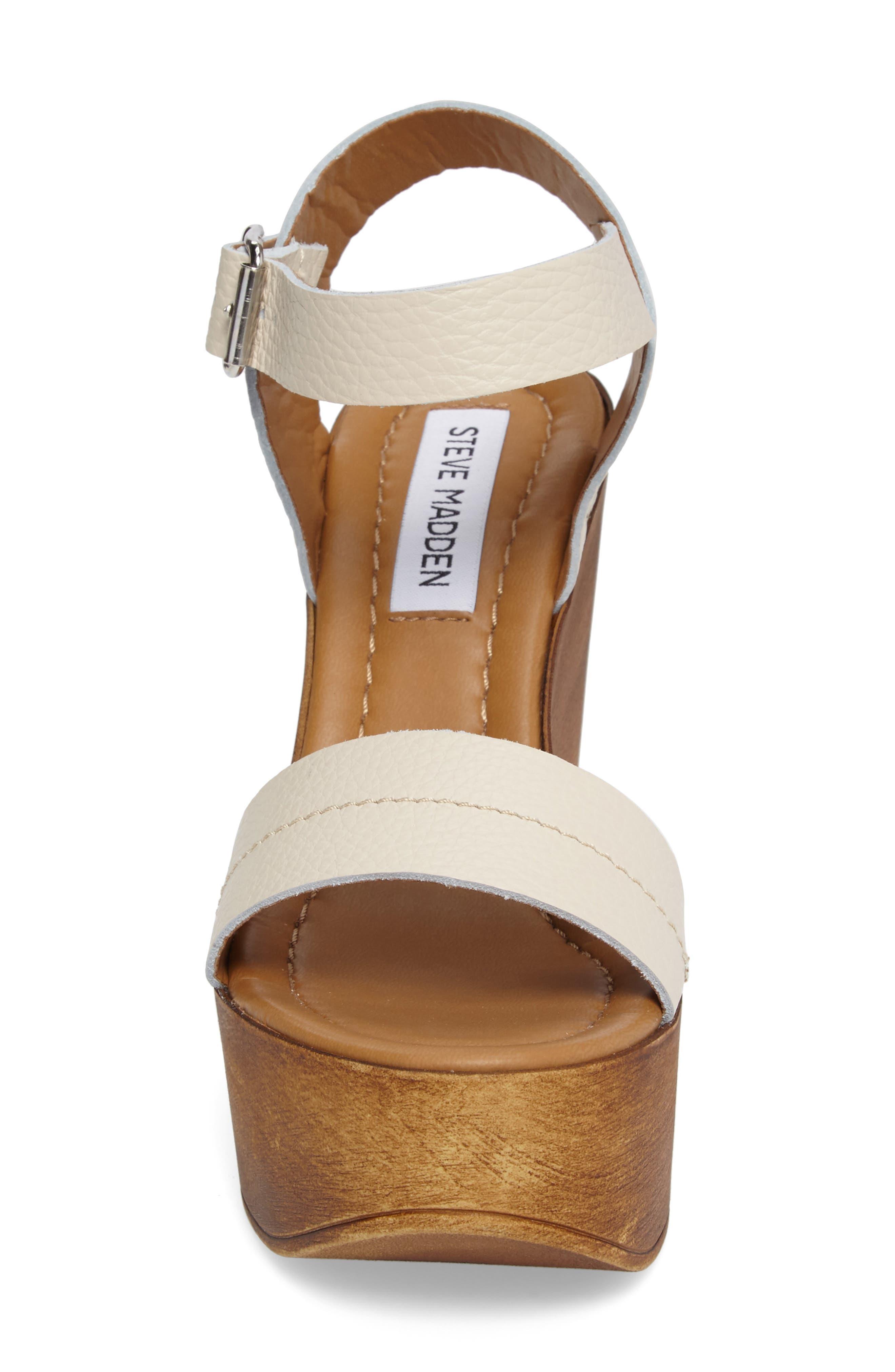 51636a0a8fa STEVE MADDEN Belma Wedge Sandal