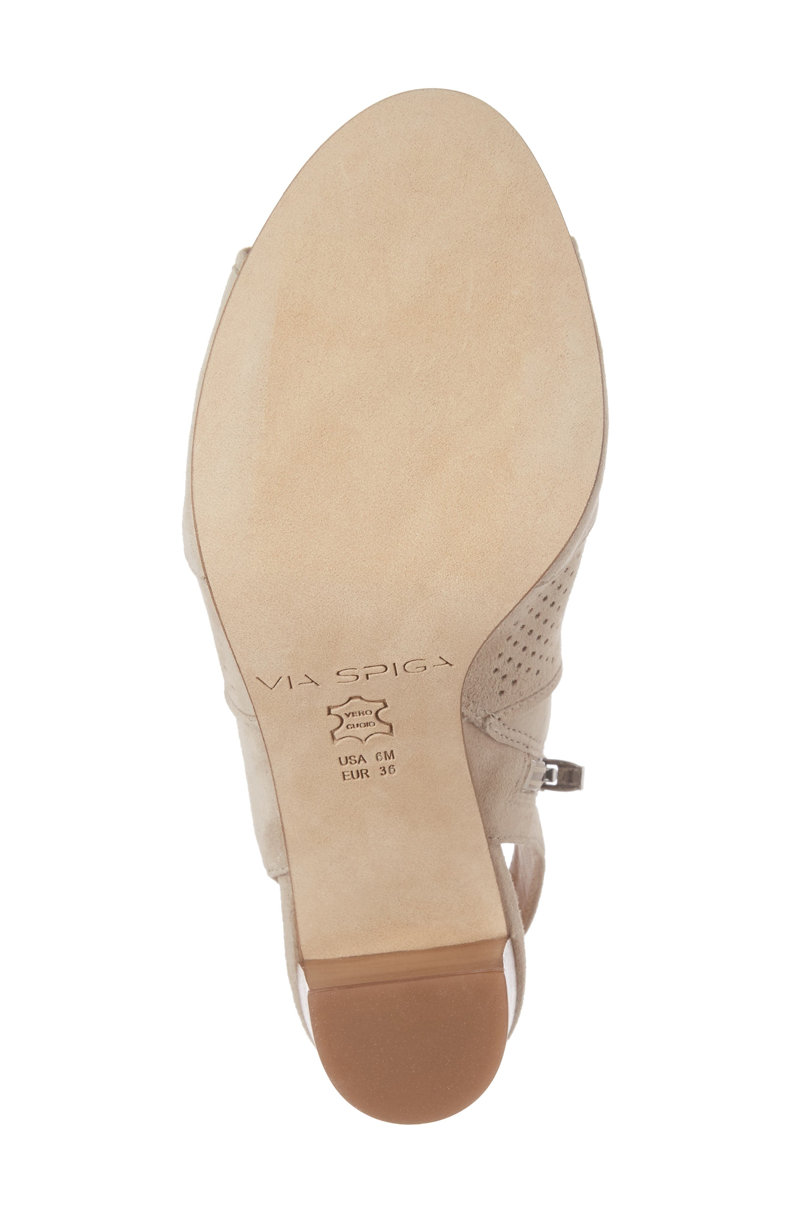 Alternate Image 6  - Via Spiga Gaze Block Heel Sandal (Women)