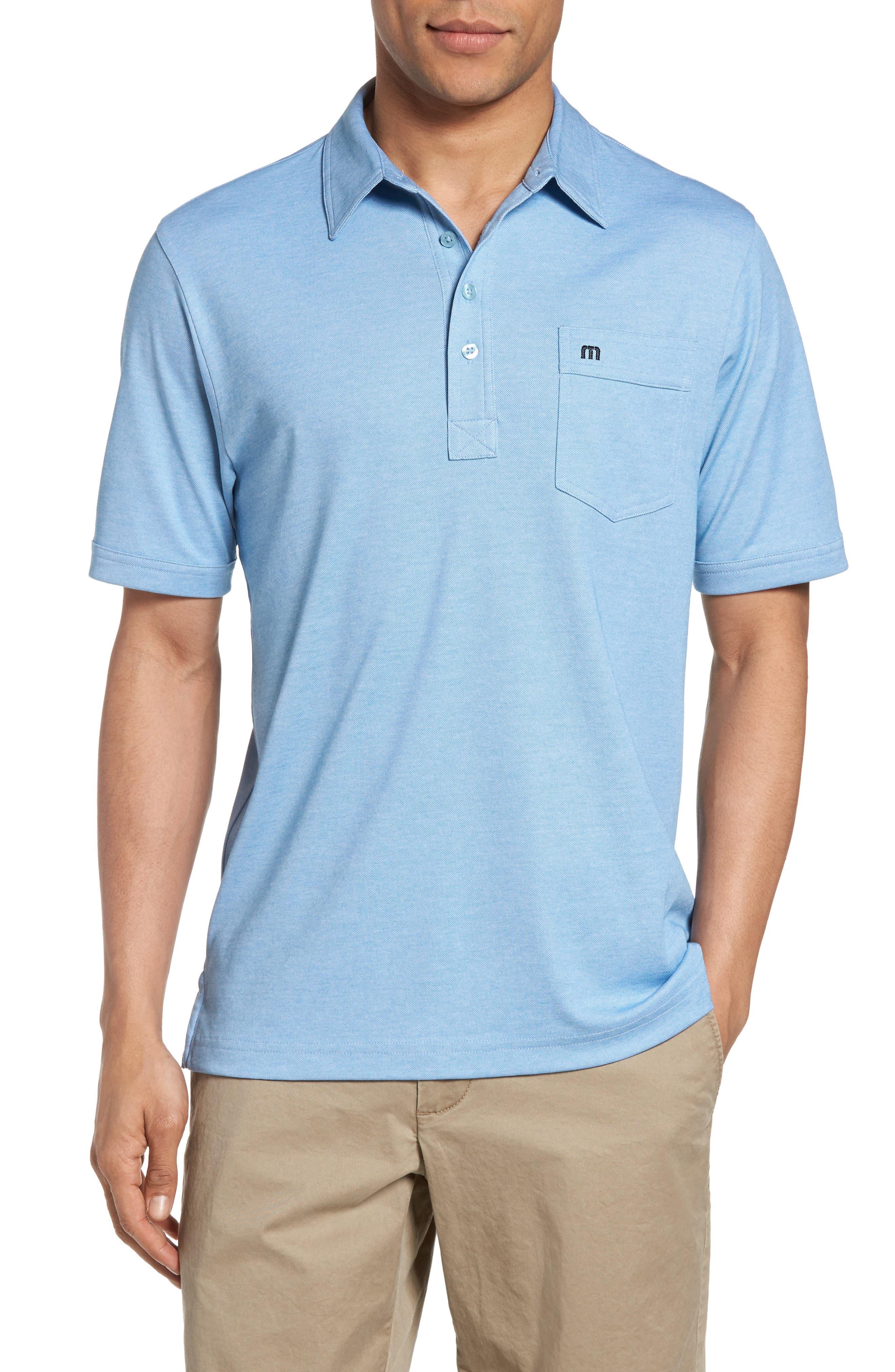 Marra Polo,                         Main,                         color, Cendre Blue White
