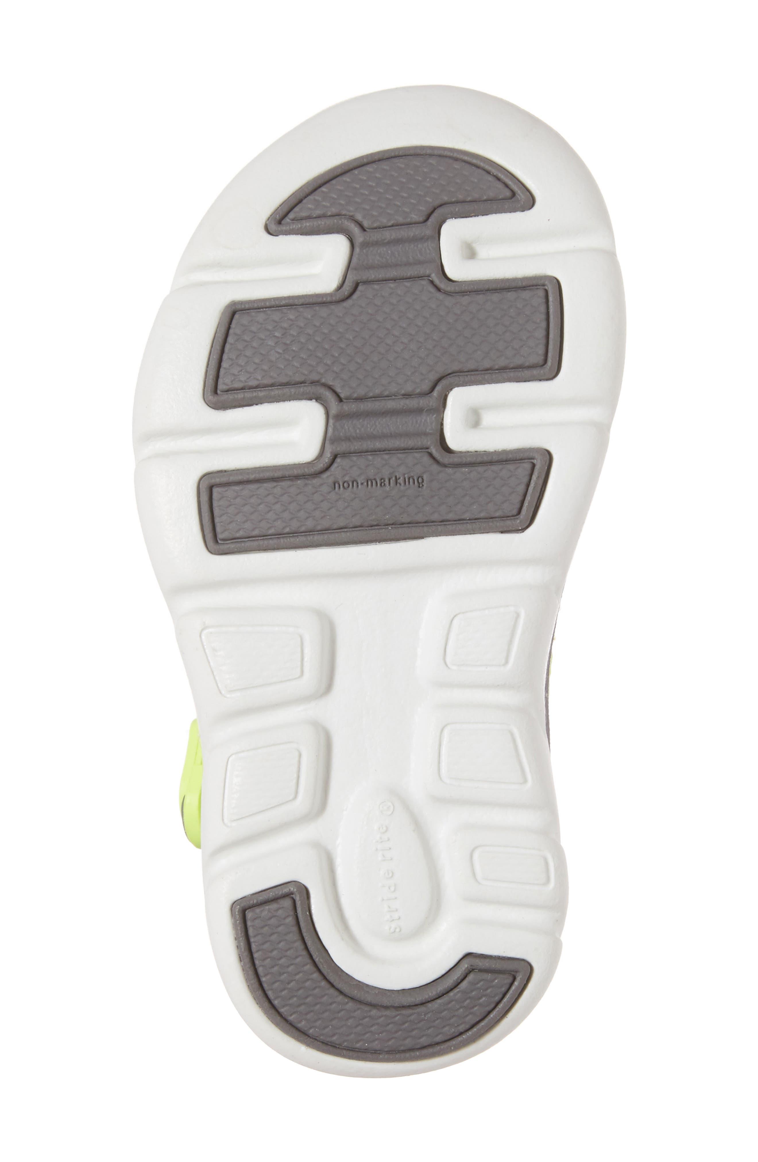 Made2Play<sup>®</sup> Phibian Sneaker,                             Alternate thumbnail 6, color,                             Citron Metallic